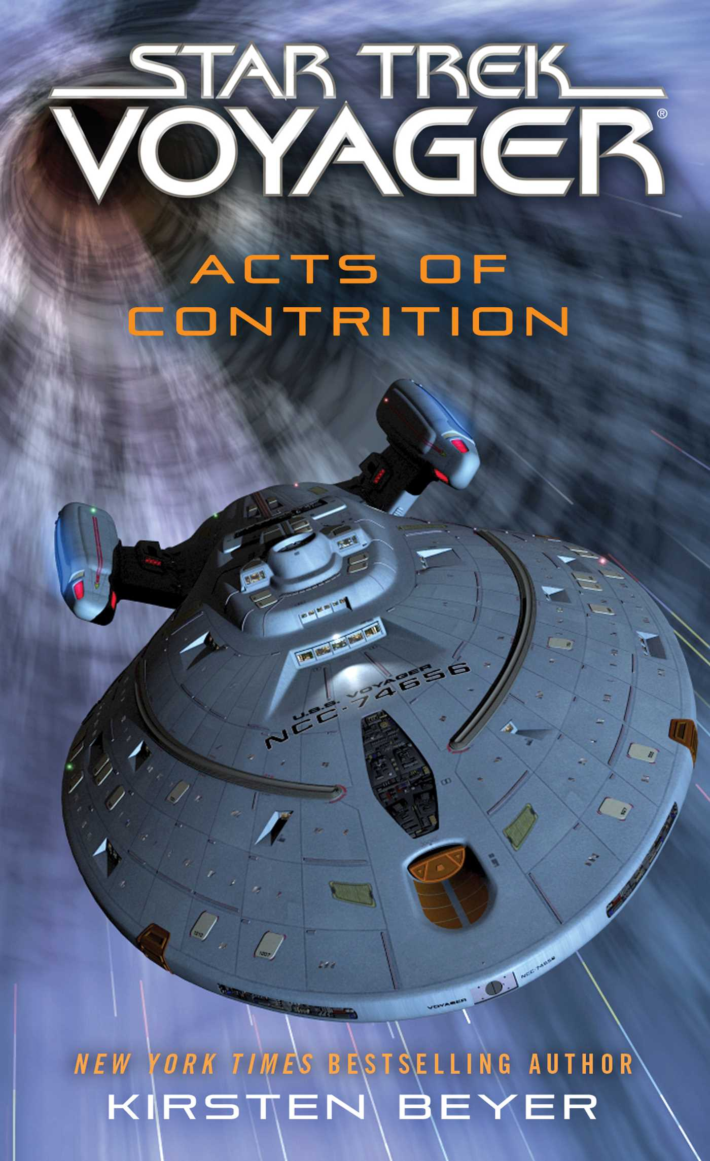 Star trek voyager acts of contrition 9781476765518 hr