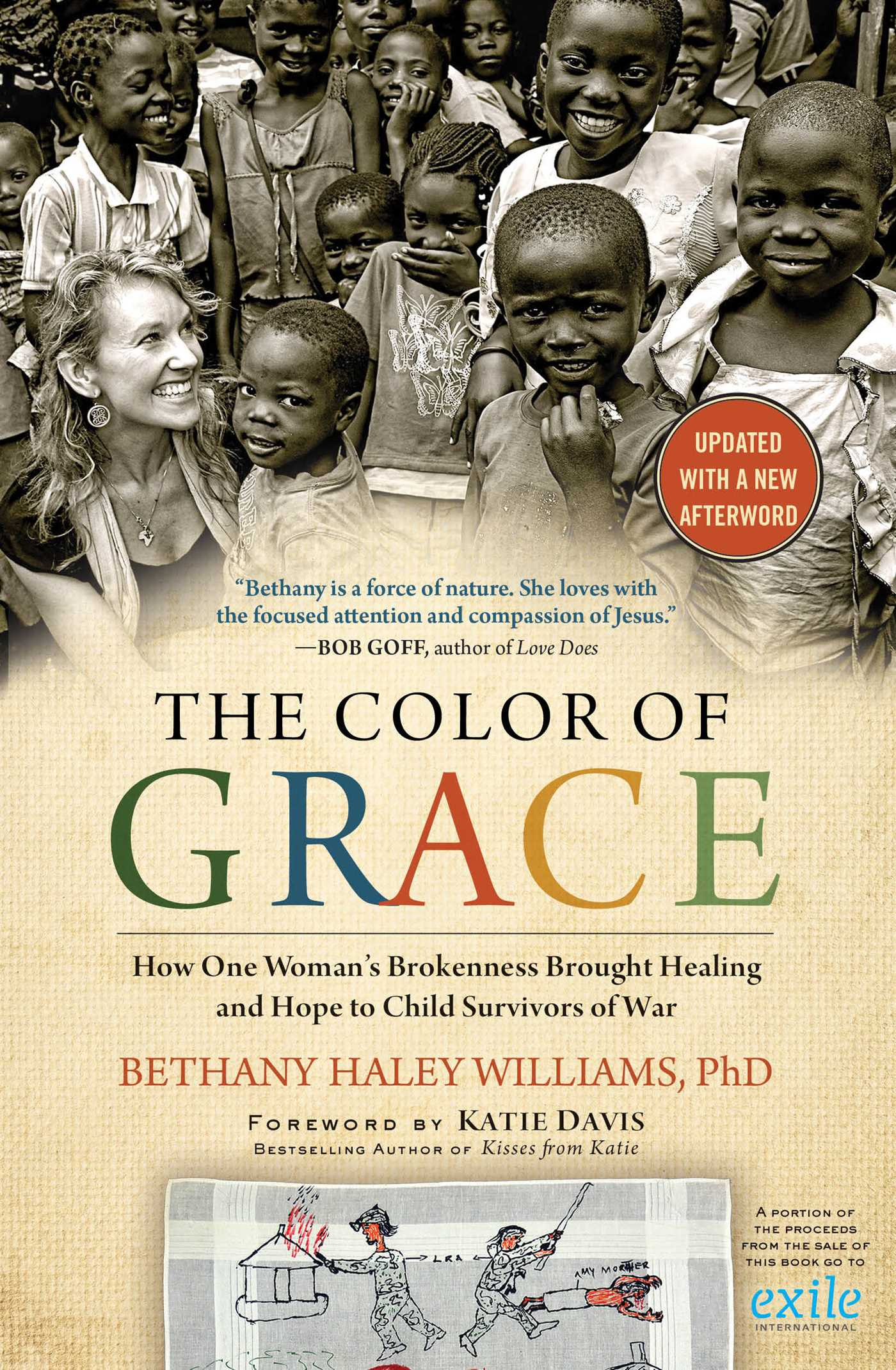 The Color of Grace eBook by Bethany Haley Williams, Katie J. Davis ...