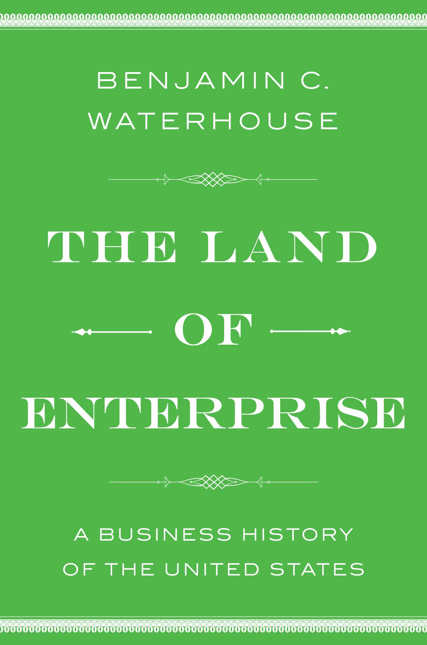 The land of enterprise 9781476766645 hr