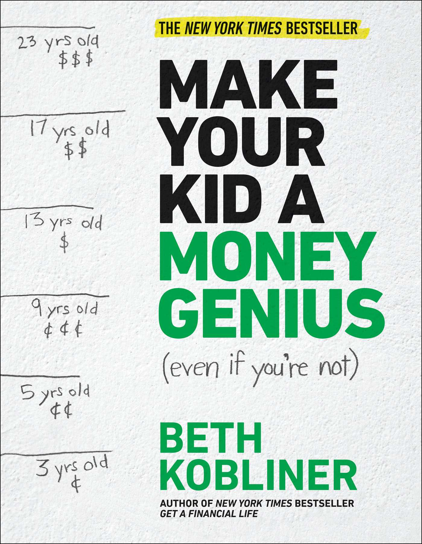 Make your kid a money genius even if youre not 9781476766812 hr