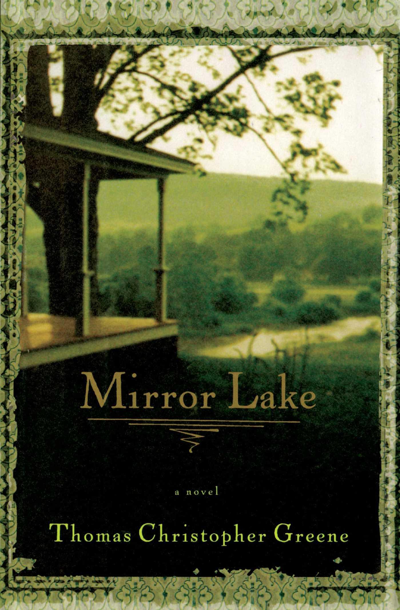 Mirror lake 9781476766874 hr