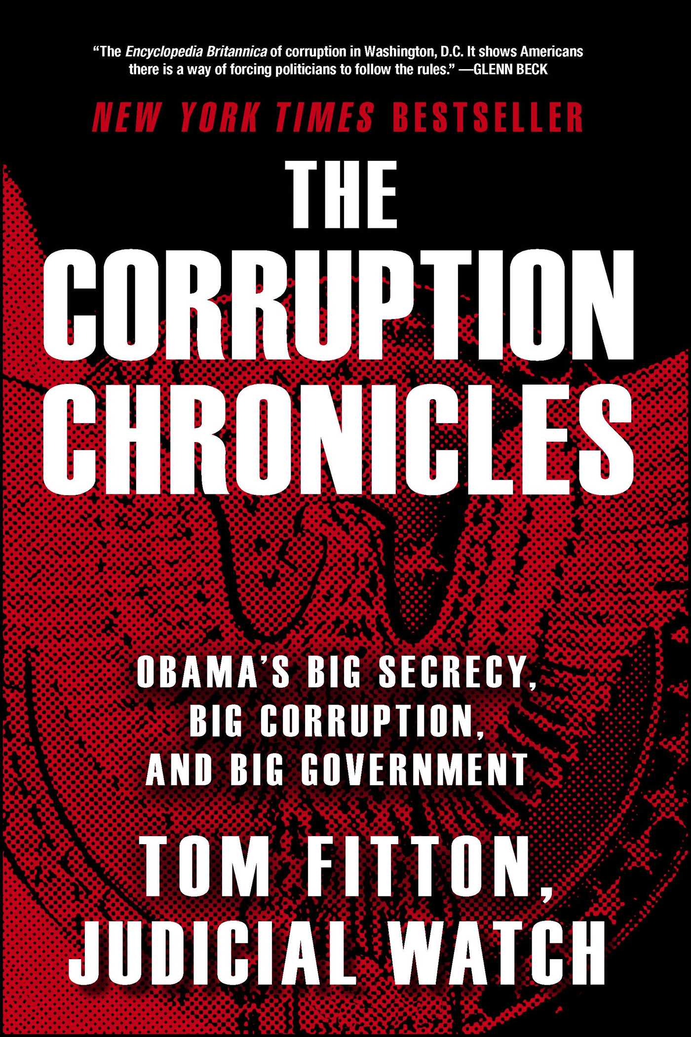 The corruption chronicles 9781476767055 hr