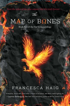 Map Of Bones The Map of Bones | Book by Francesca Haig | Official Publisher