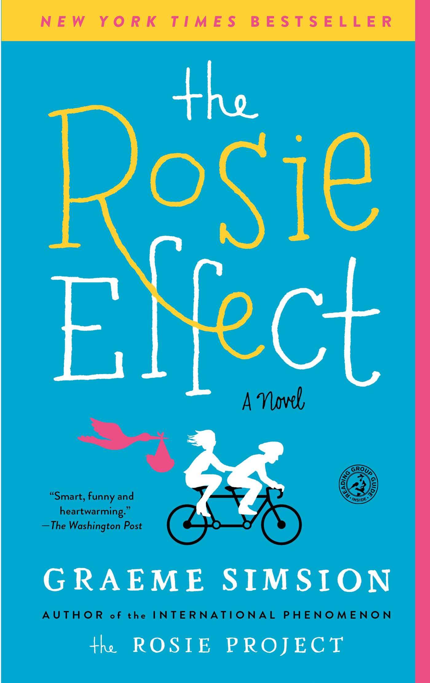 The rosie effect 9781476767338 hr