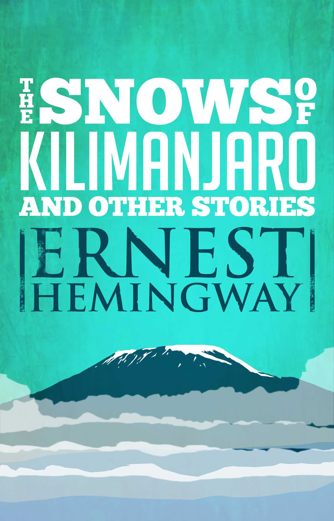 a critical analysis of ernest hemingways the snows of kilimanjaro The snows of kilimanjaro -- editor's note: this short story -- written in 1938 -- reflects several of hemingway's personal concerns during the 1930s regarding his existence as a writer and his life in general hemingway remarked in green hills that politics, women, drink.