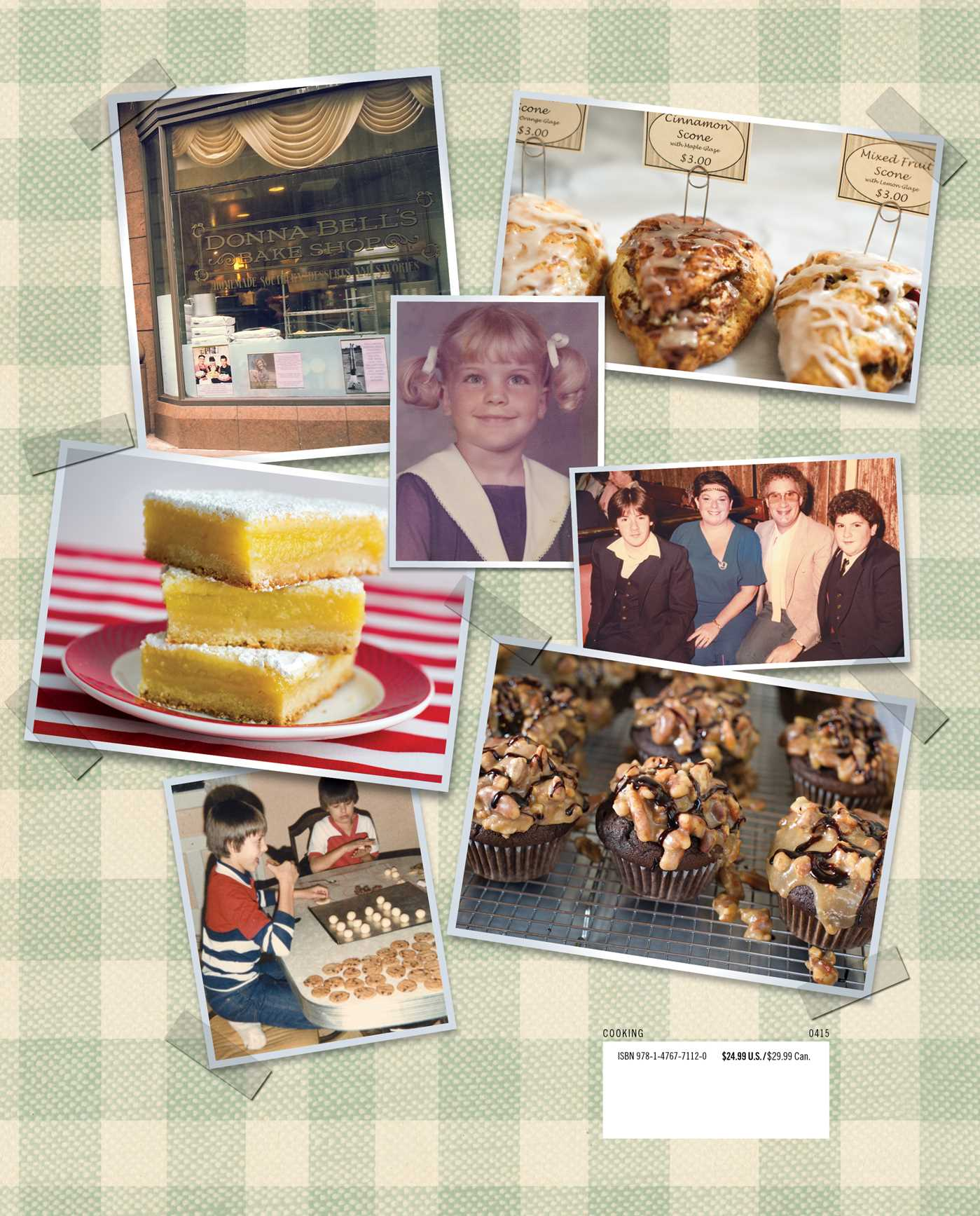 Donna bells bake shop 9781476771120 hr back