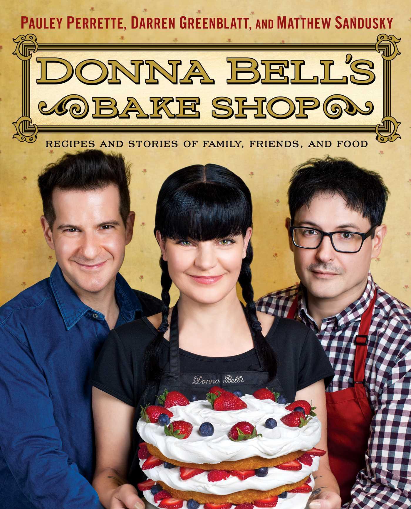 Donna bells bake shop 9781476771120 hr
