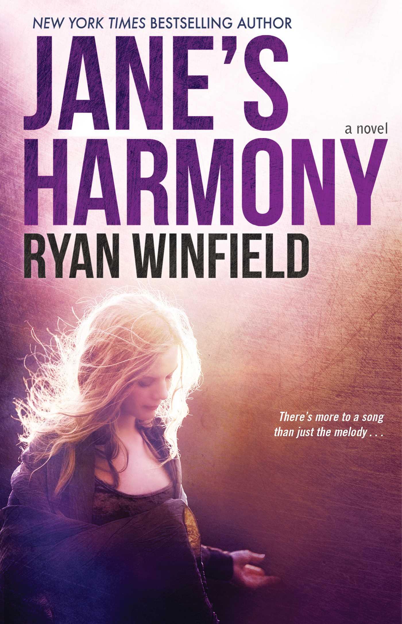 Janes harmony 9781476771267 hr