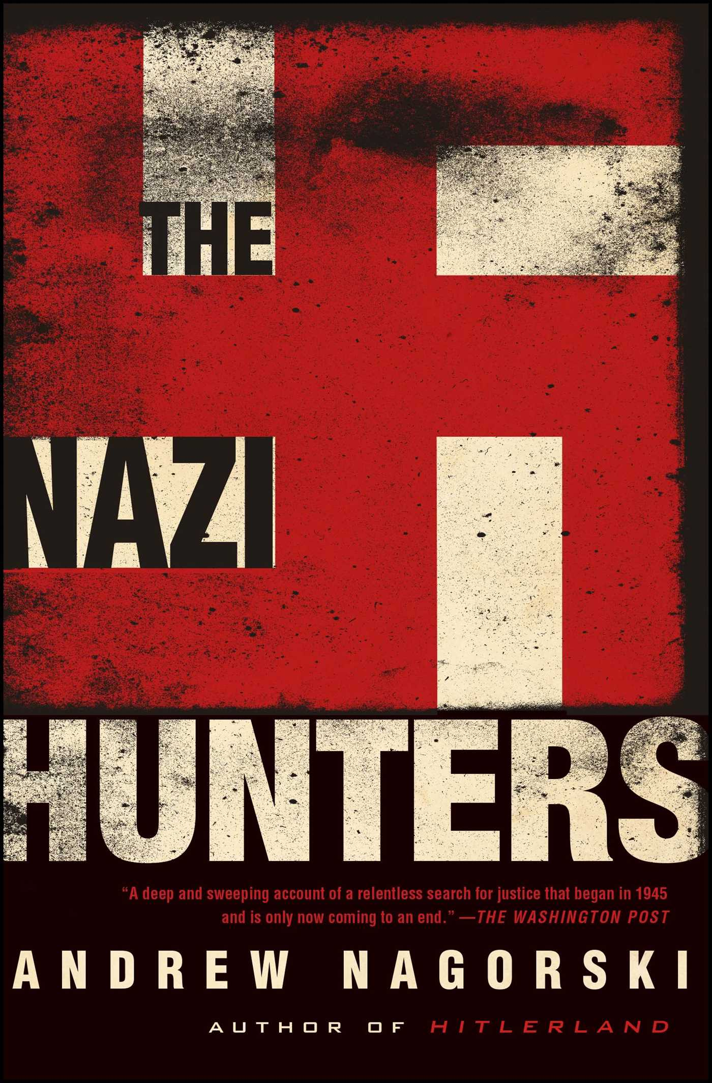 The nazi hunters 9781476771878 hr