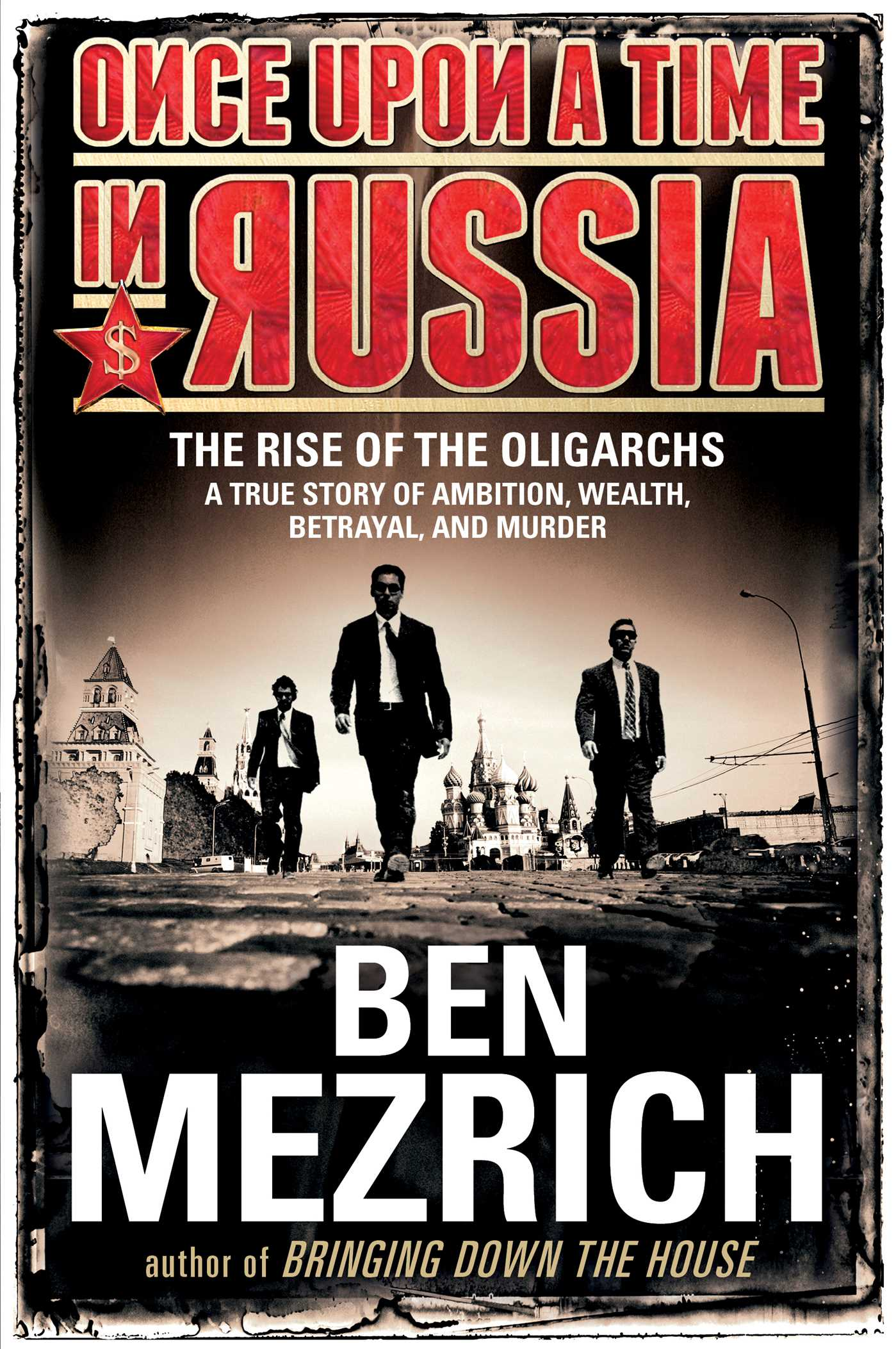 Book Cover Image (jpg): Once Upon a Time in Russia