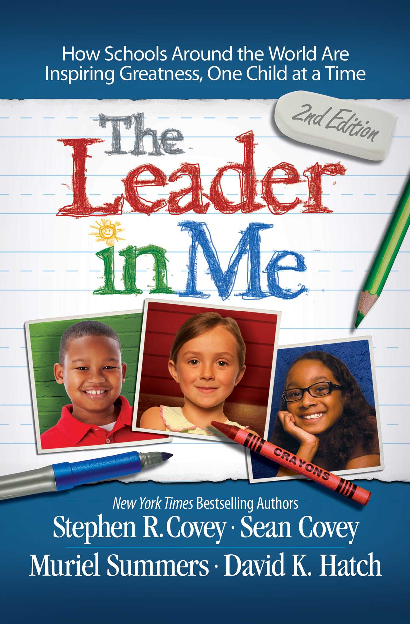 Leader In Me Ebook By Stephen R Covey Official Publisher Page