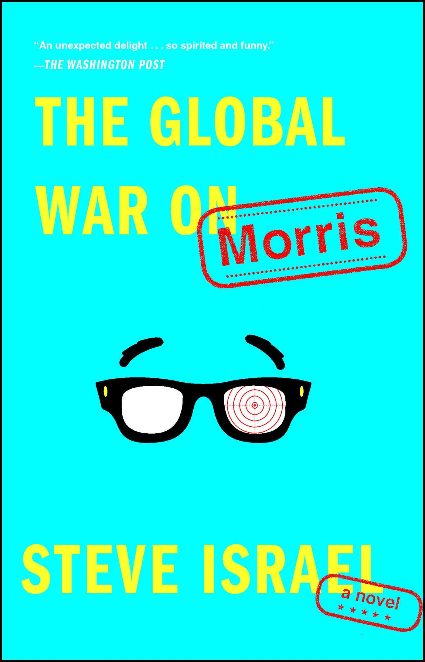 The global war on morris 9781476772240 hr