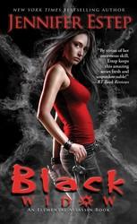 Black Widow book cover