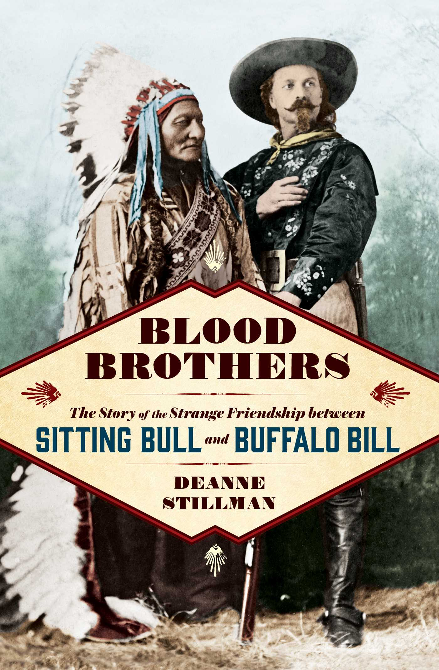 Blood brothers 9781476773520 hr