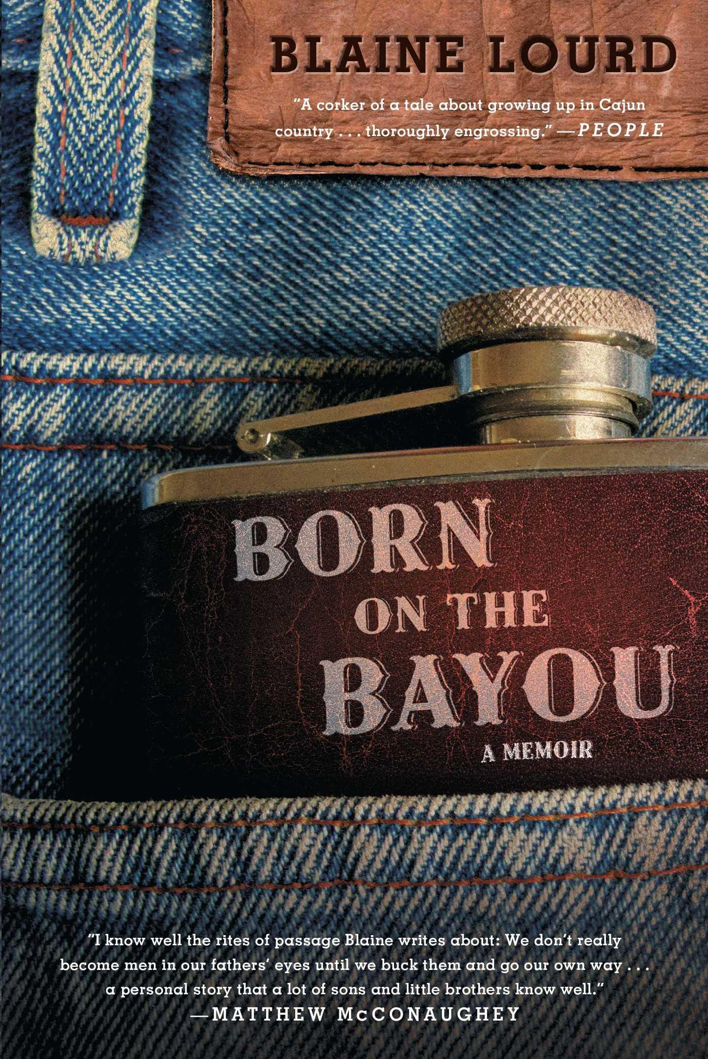 Born on the bayou 9781476773865 hr