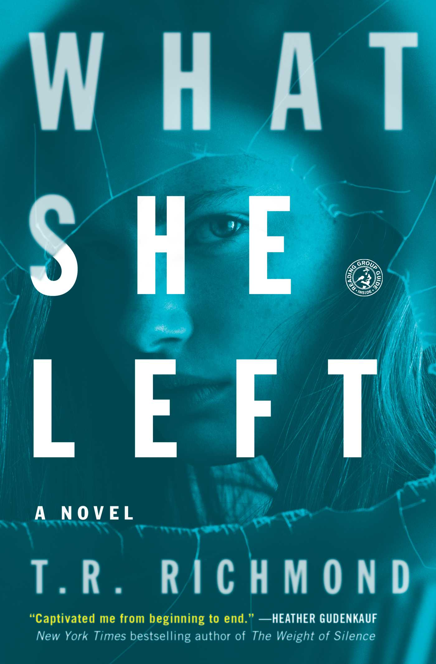 What She Left | Book by T R  Richmond | Official Publisher