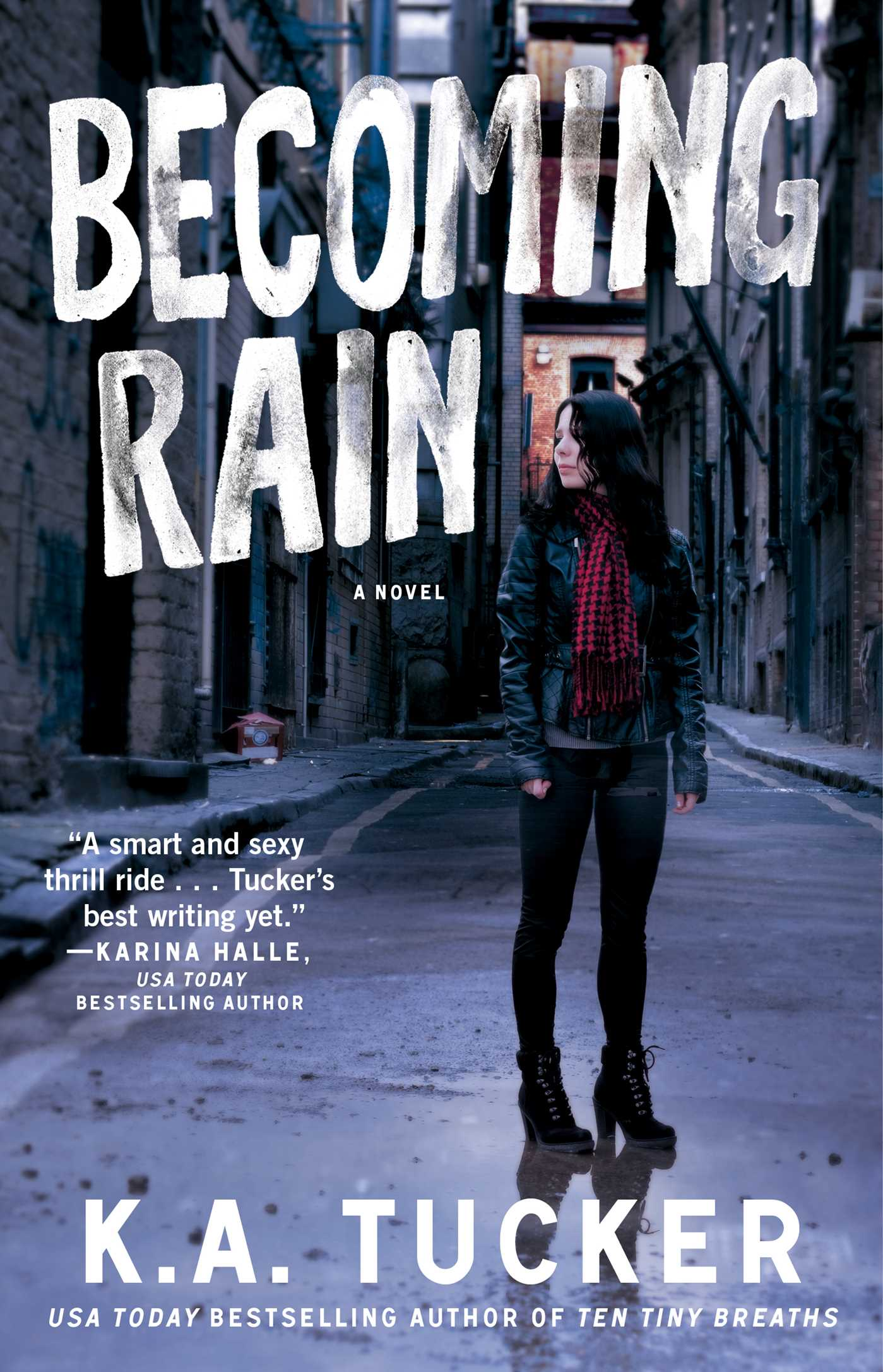 Becoming rain ebook by ka tucker official publisher page simon becoming rain 9781476774220 hr fandeluxe Images