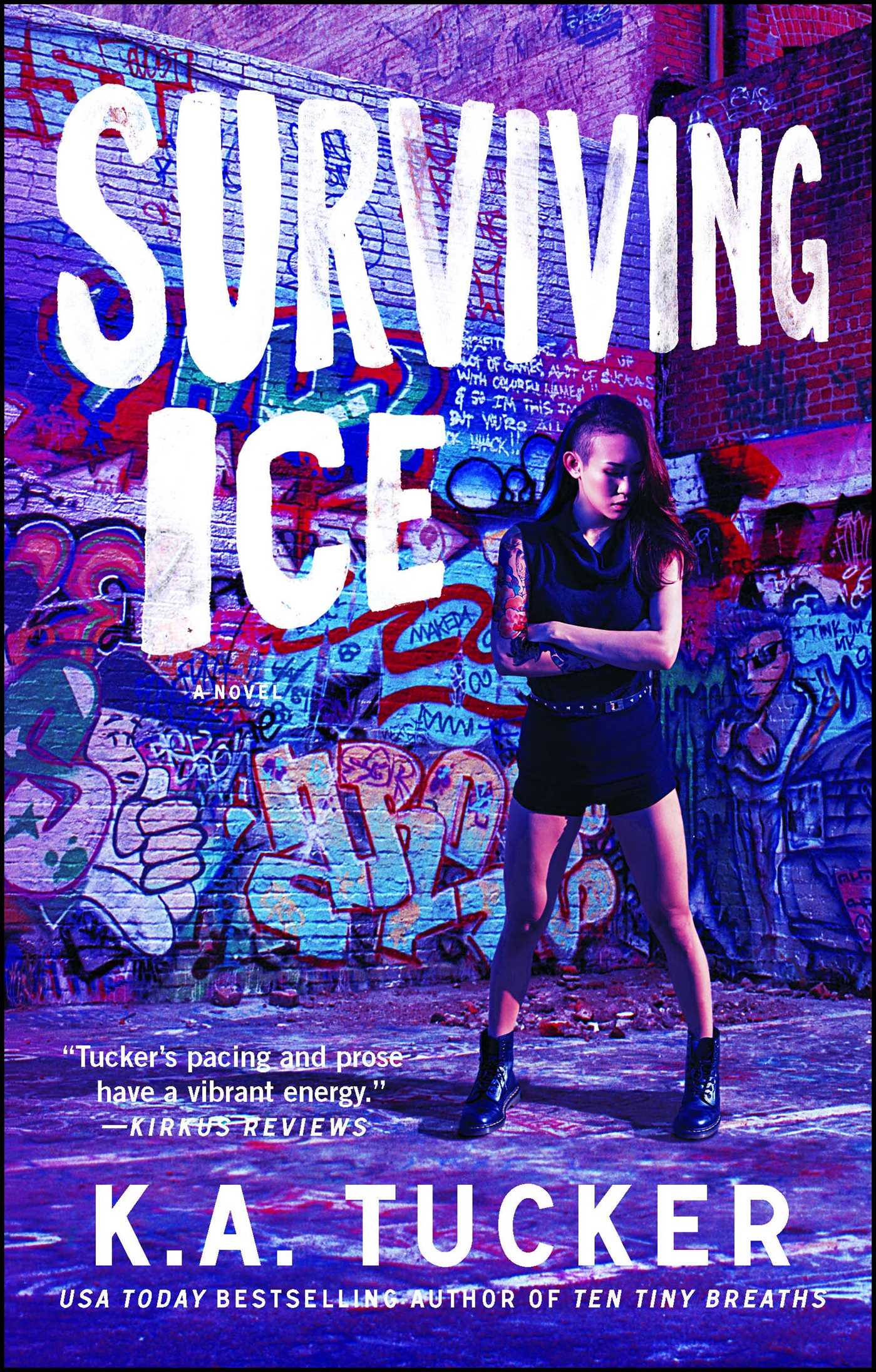 Surviving ice 9781476774251 hr