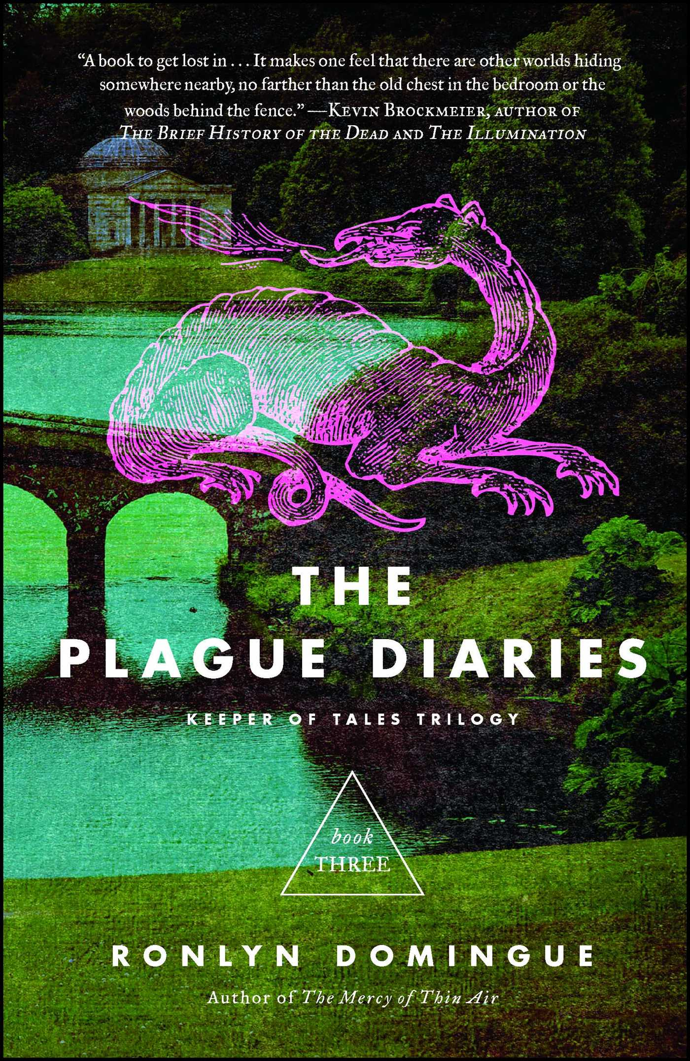 The plague diaries 9781476774305 hr