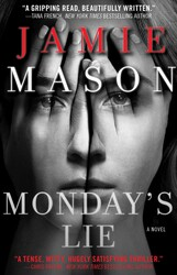 Monday's Lie book cover
