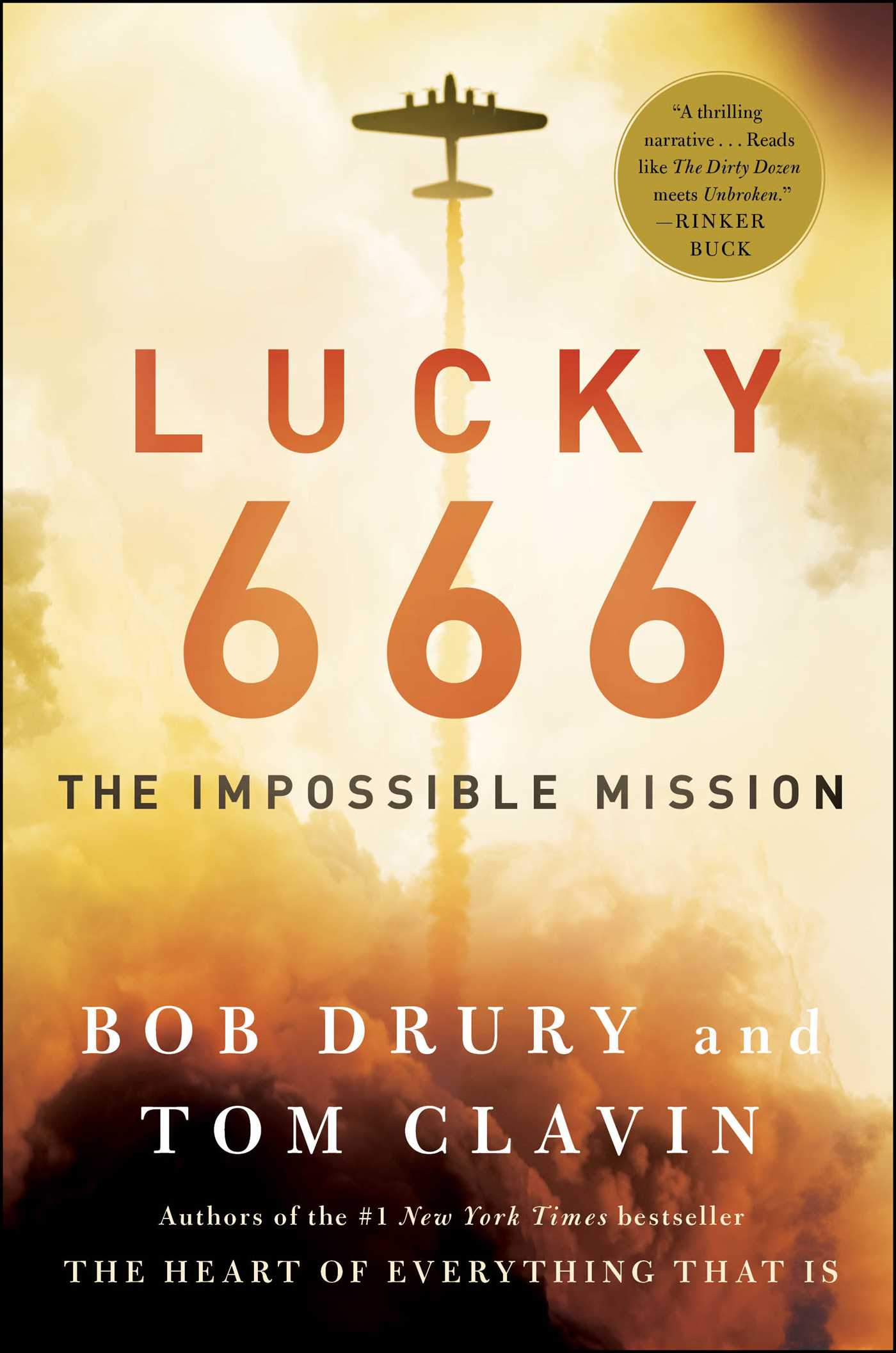 Lucky 666 | Book by Bob Drury, Tom Clavin | Official ...