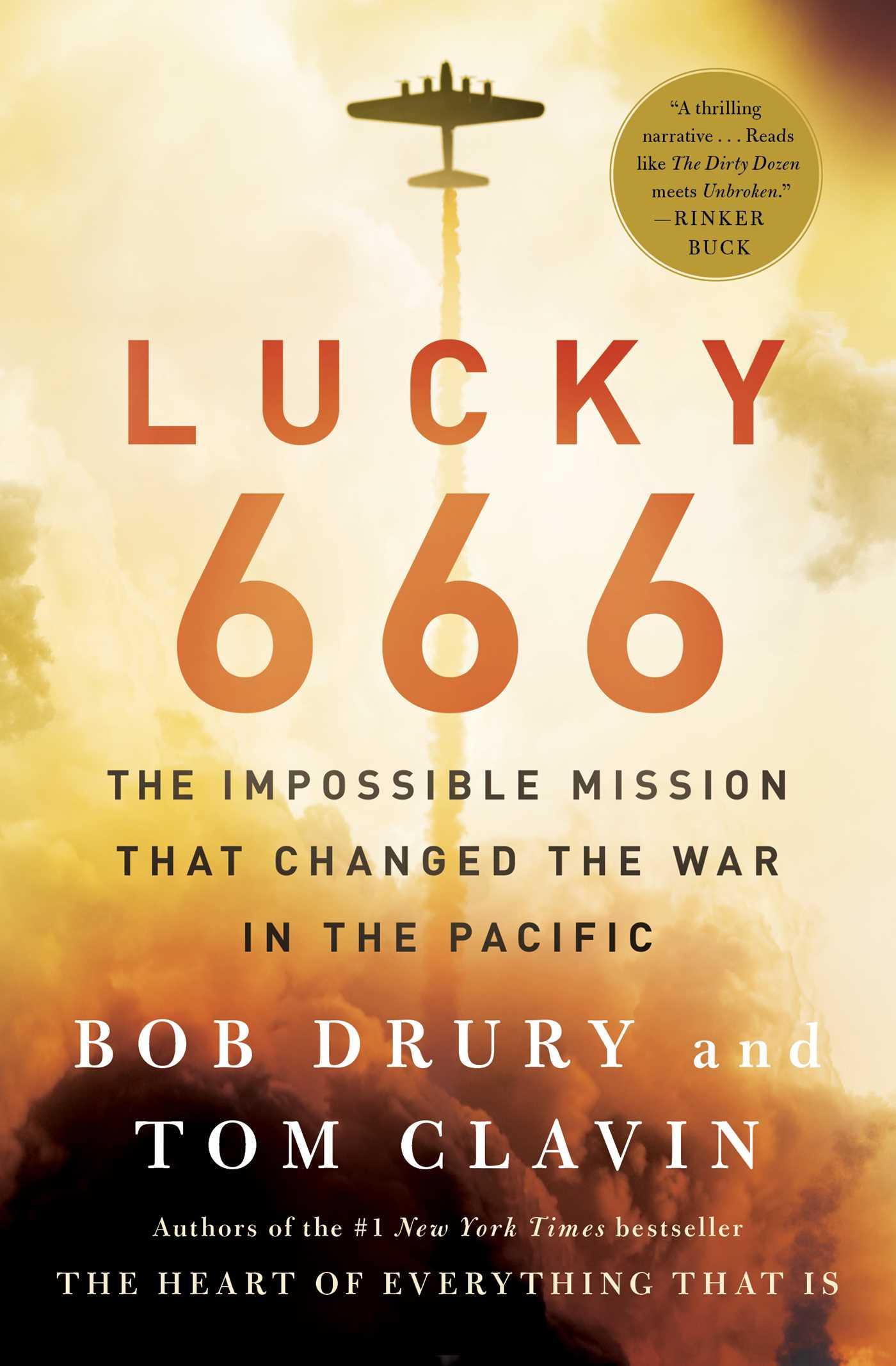 Lucky 666 9781476774862 hr