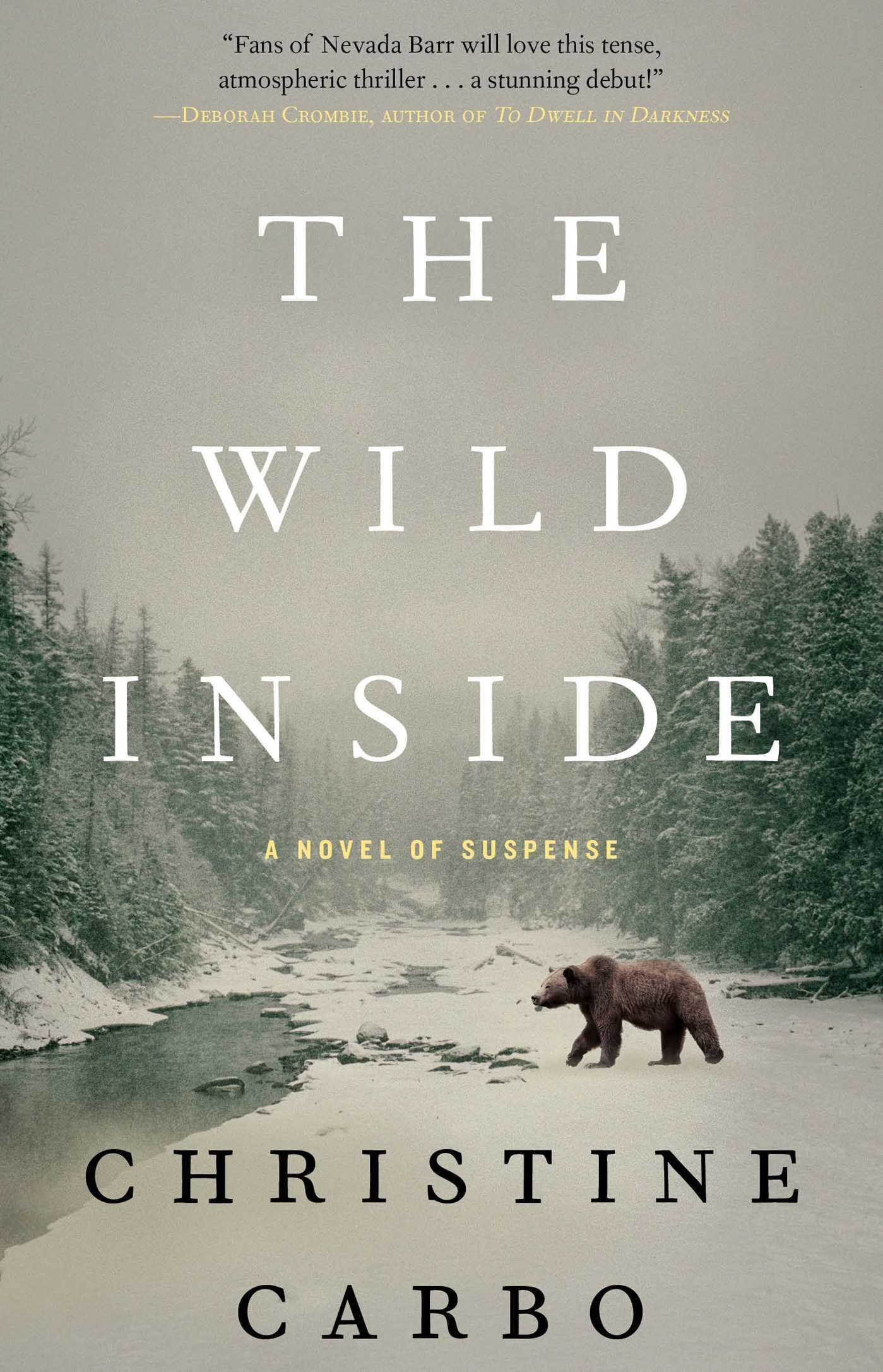 The wild inside 9781476775463 hr
