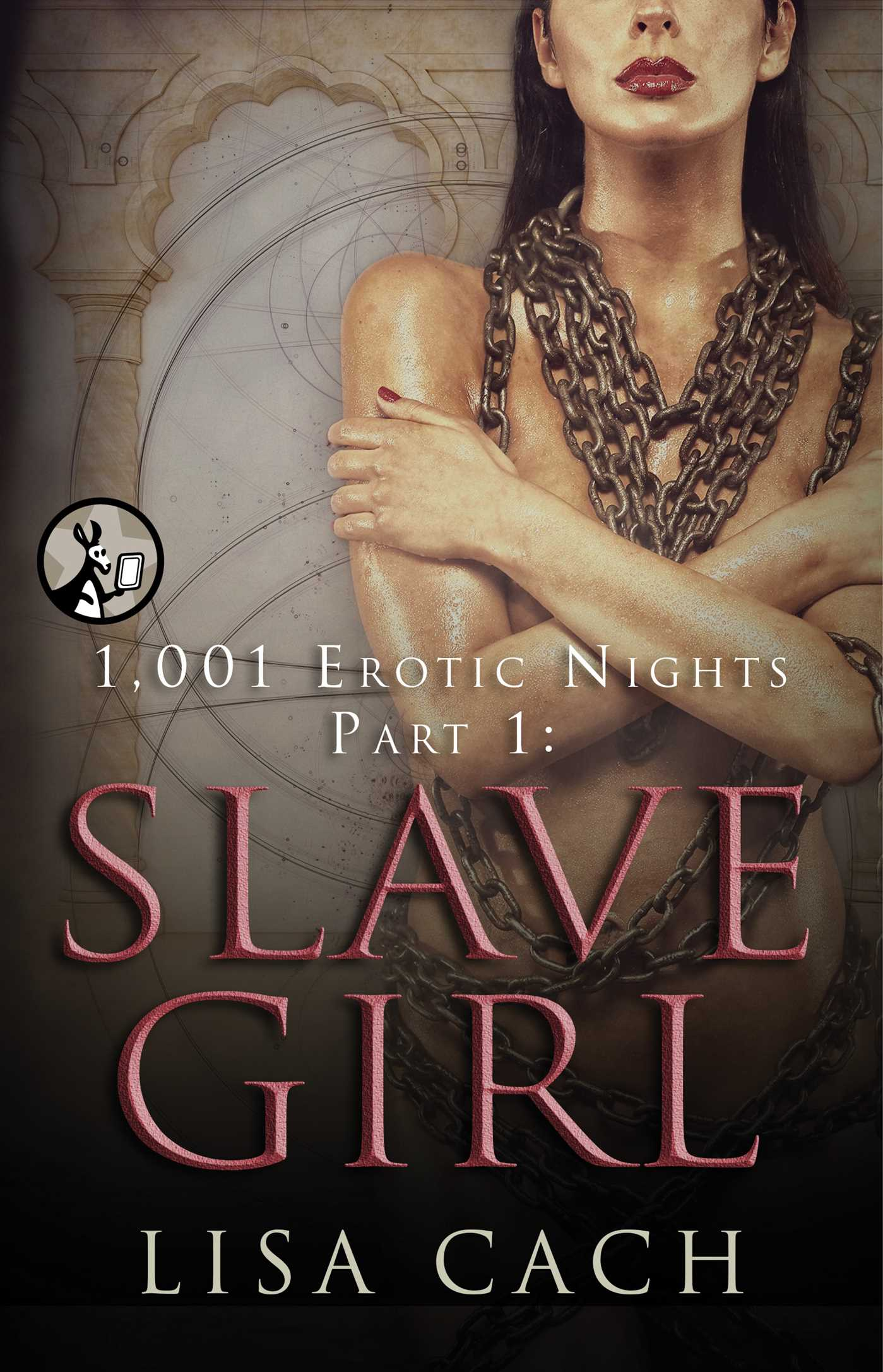 Book Cover Image (jpg): Slave Girl