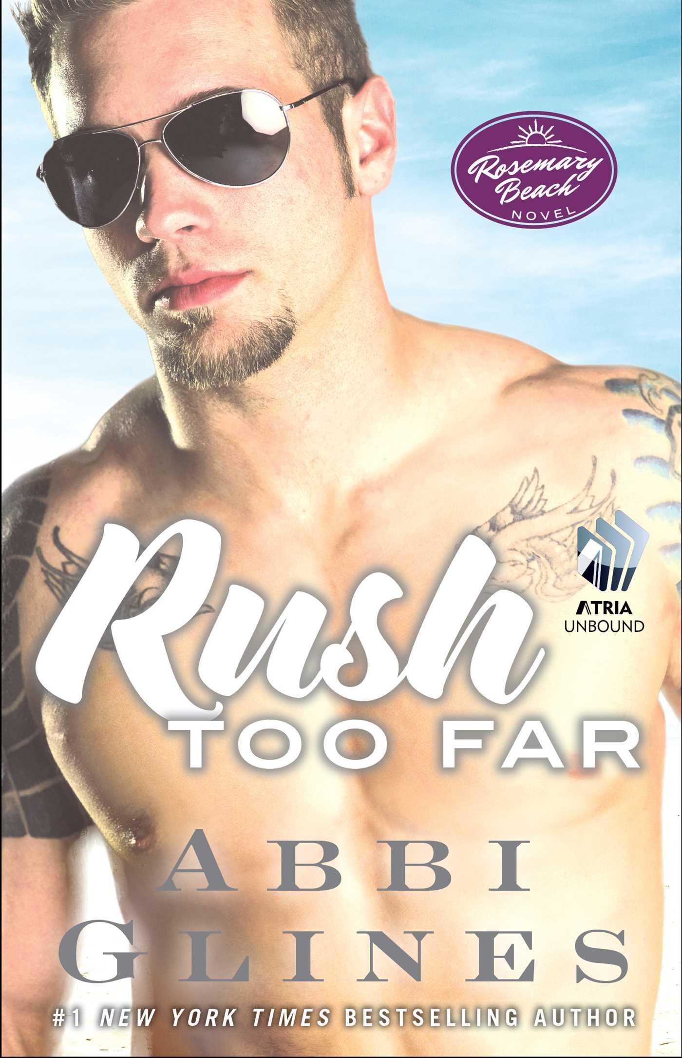 Rush too far 9781476775951 hr