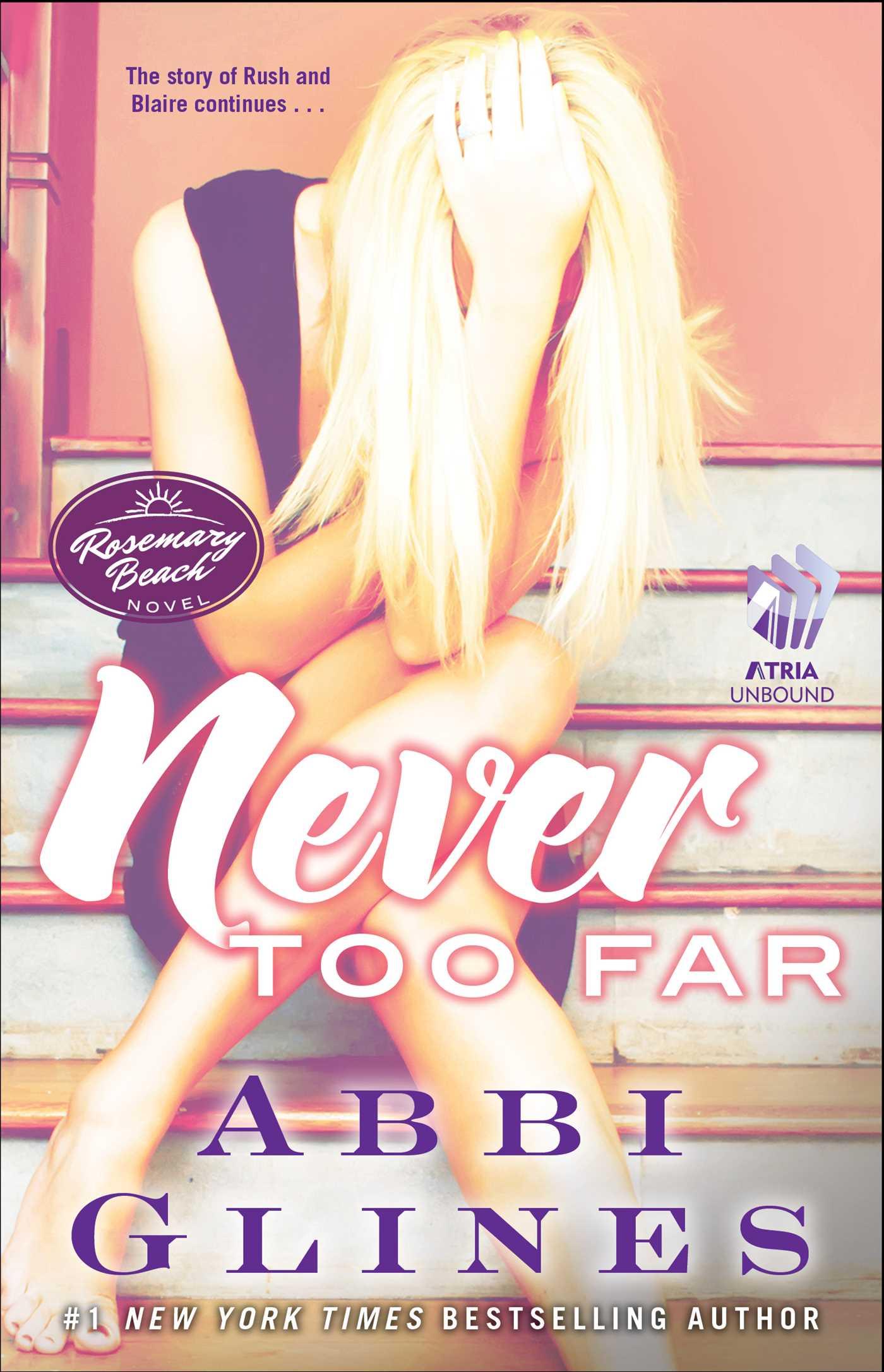 Never too far 9781476776026 hr