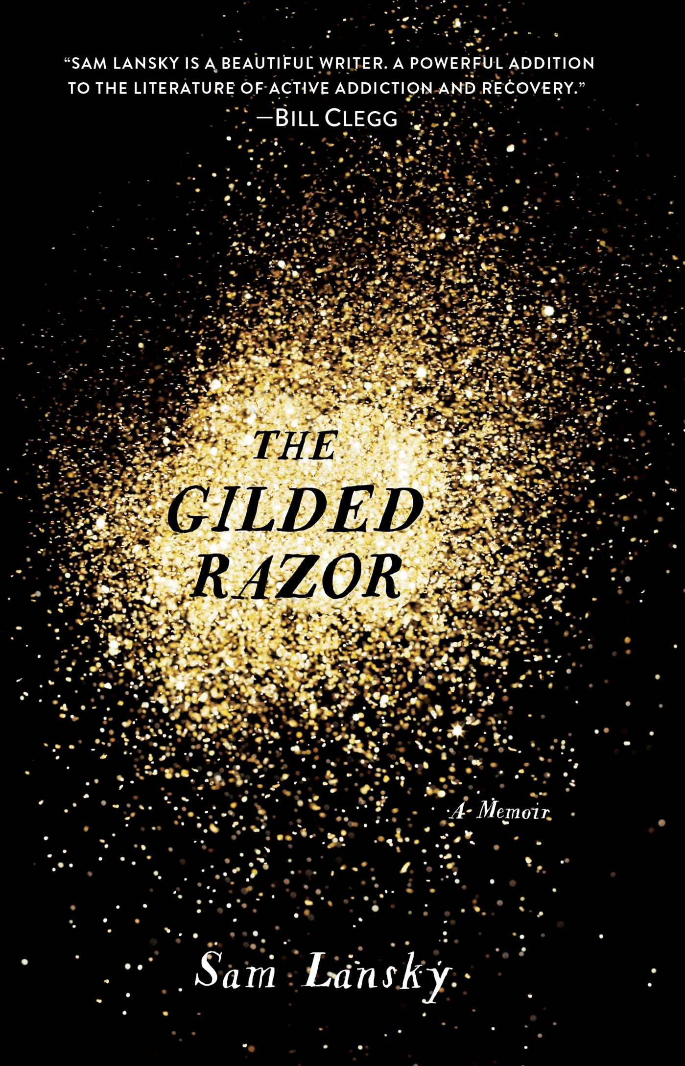 The gilded razor 9781476776163 hr