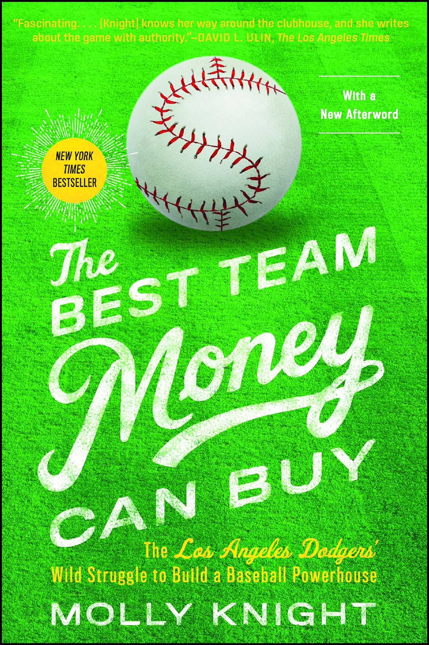 Book Cover Image (jpg): The Best Team Money Can Buy