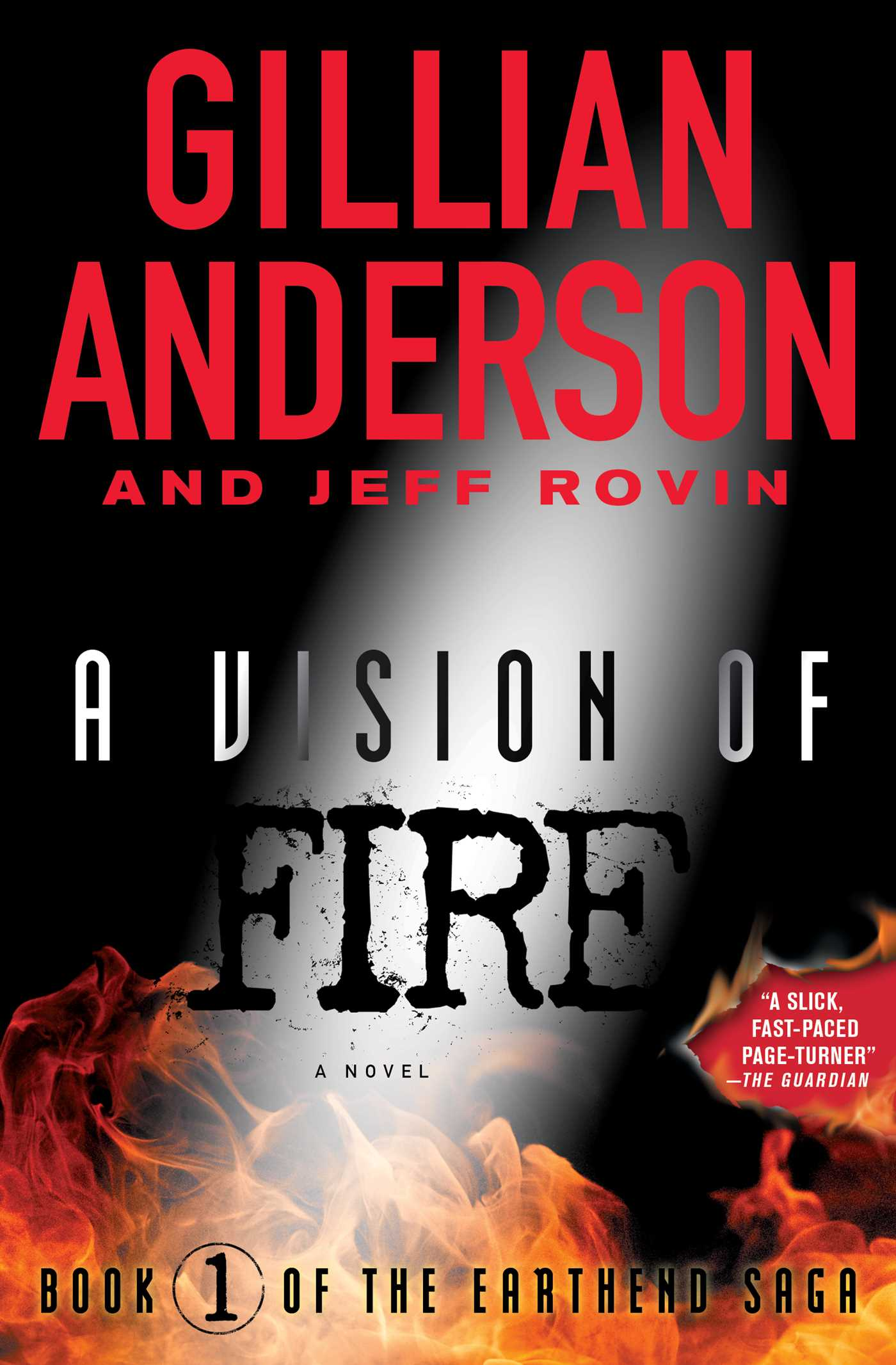 A vision of fire 9781476776538 hr