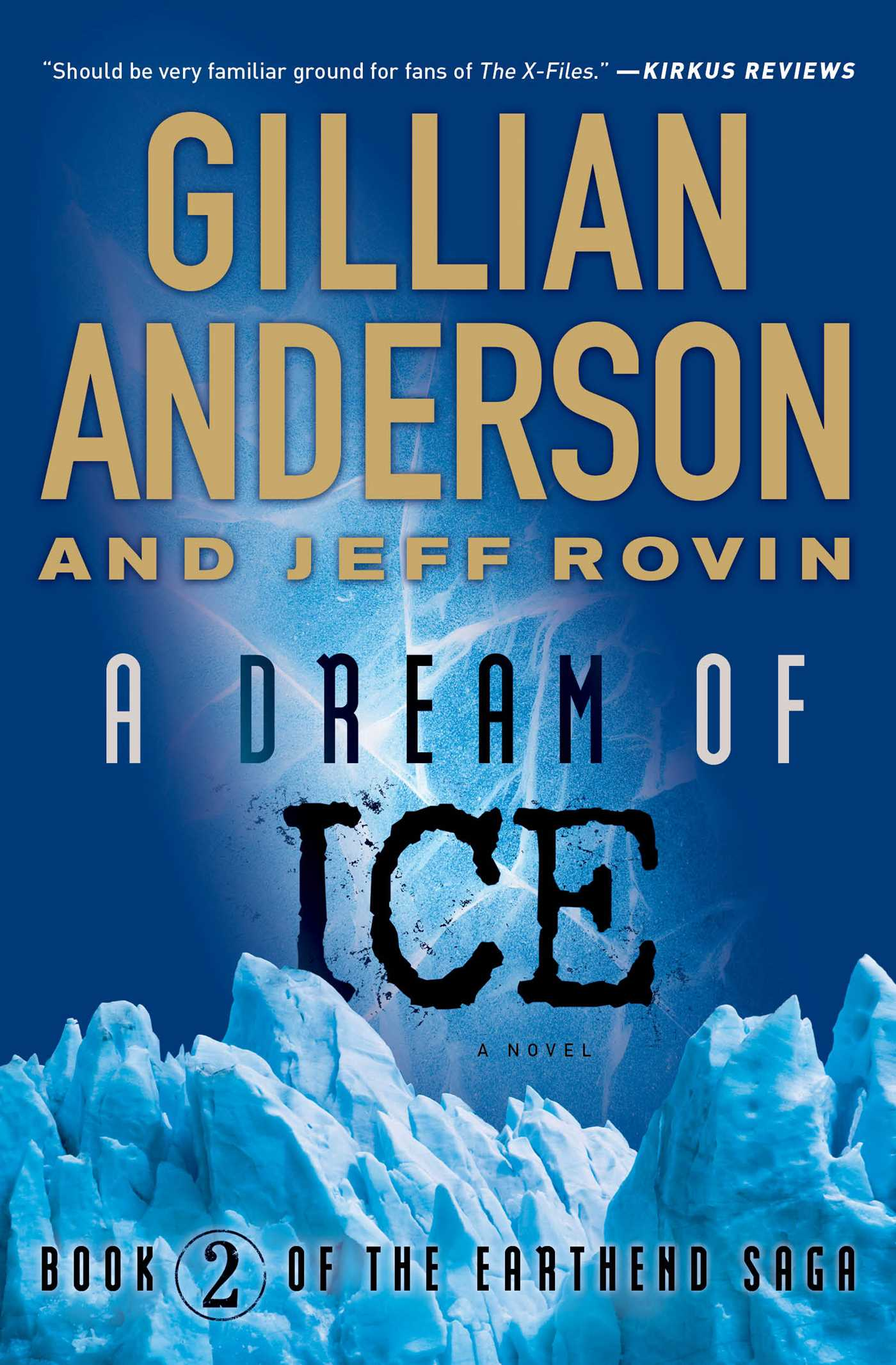 A dream of ice 9781476776576 hr
