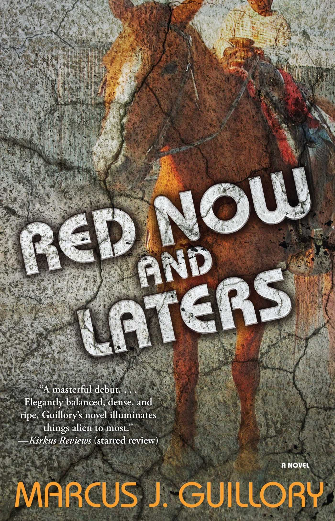 Red now and laters 9781476776859 hr
