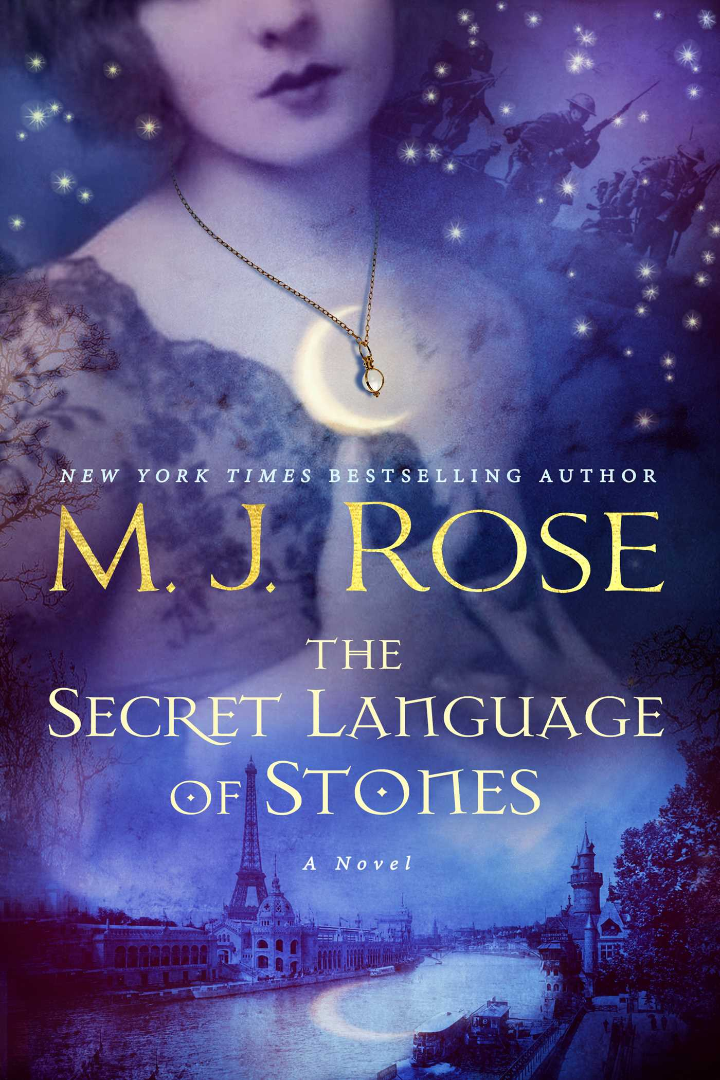 The secret language of stones 9781476778099 hr
