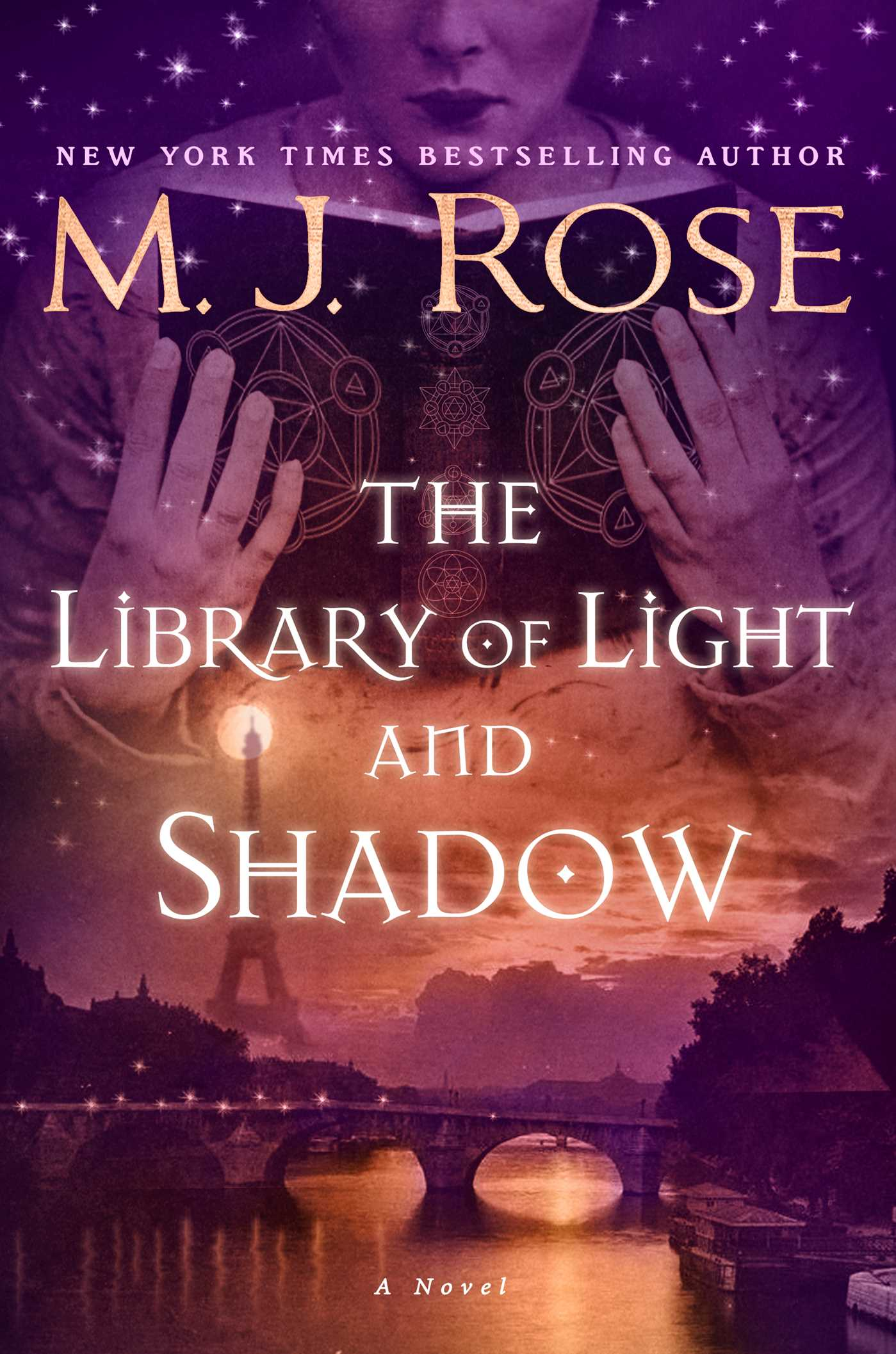 The library of light and shadow 9781476778129 hr