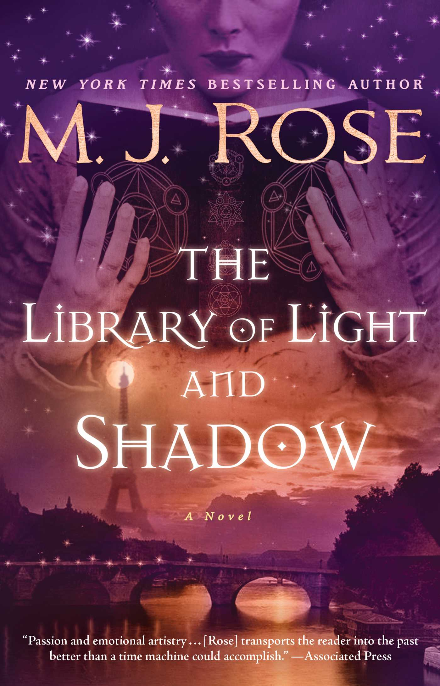 The library of light and shadow 9781476778143 hr