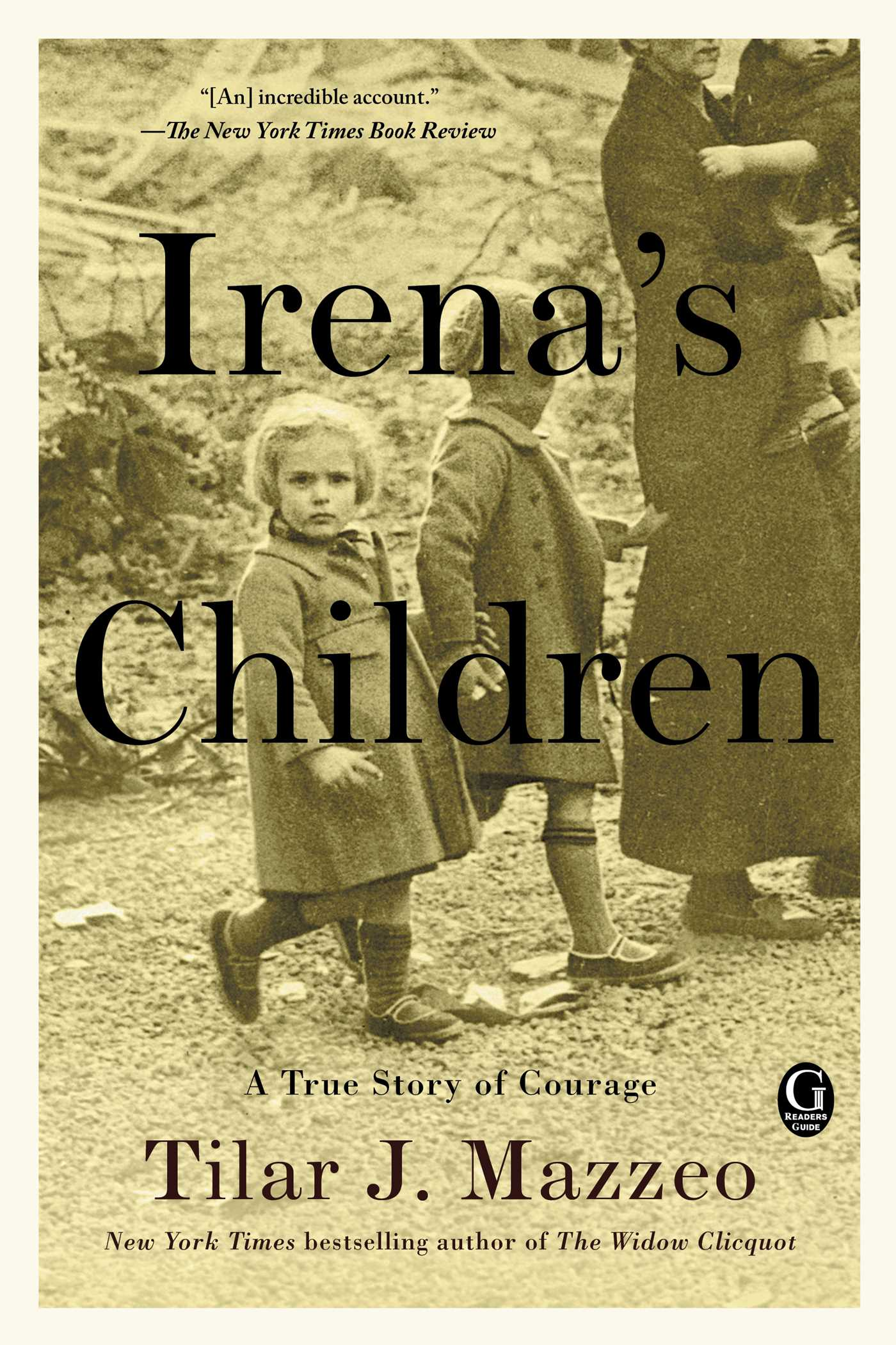 Irenas children 9781476778518 hr