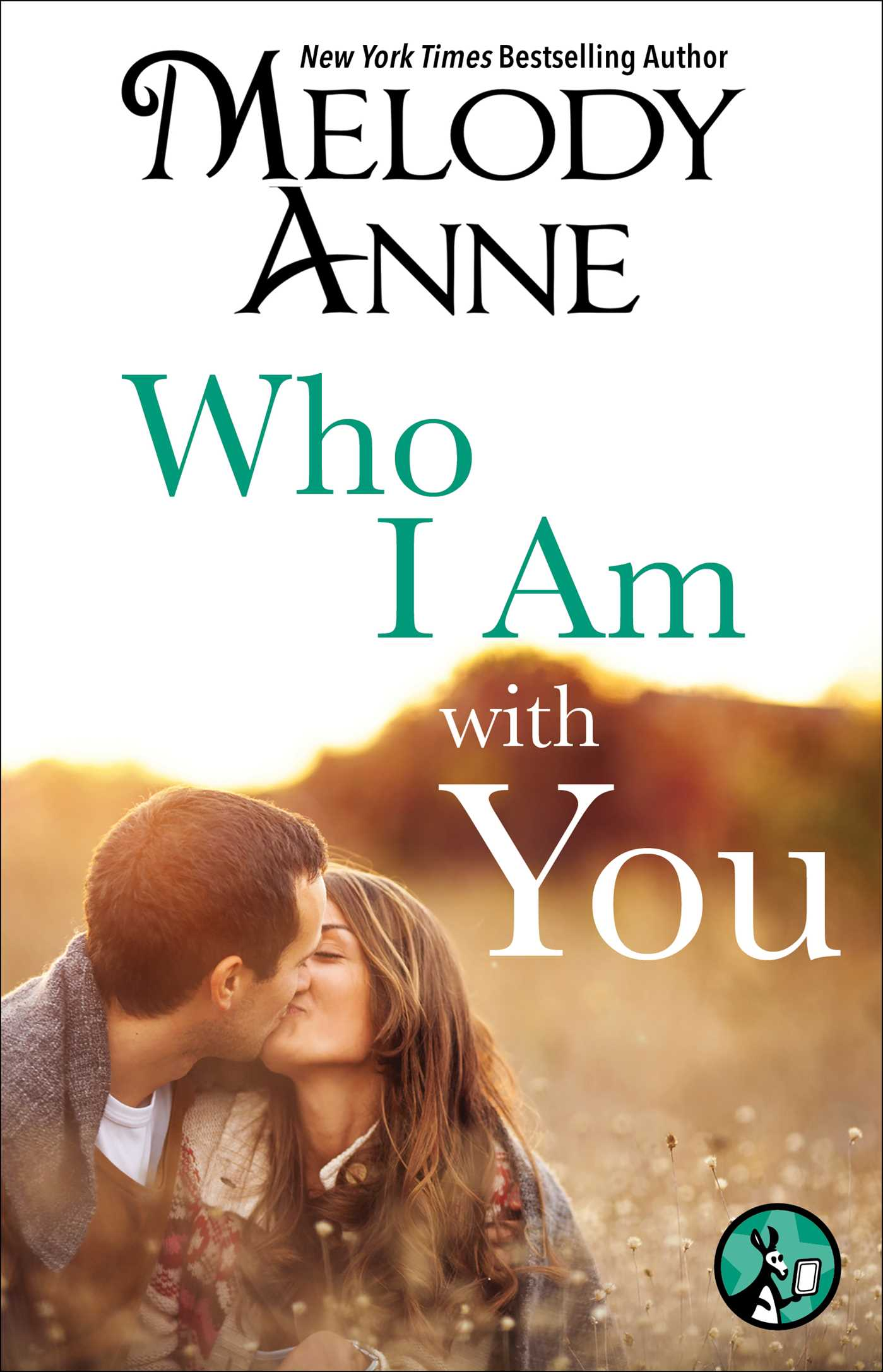 Book Cover Image (jpg): Who I Am with You
