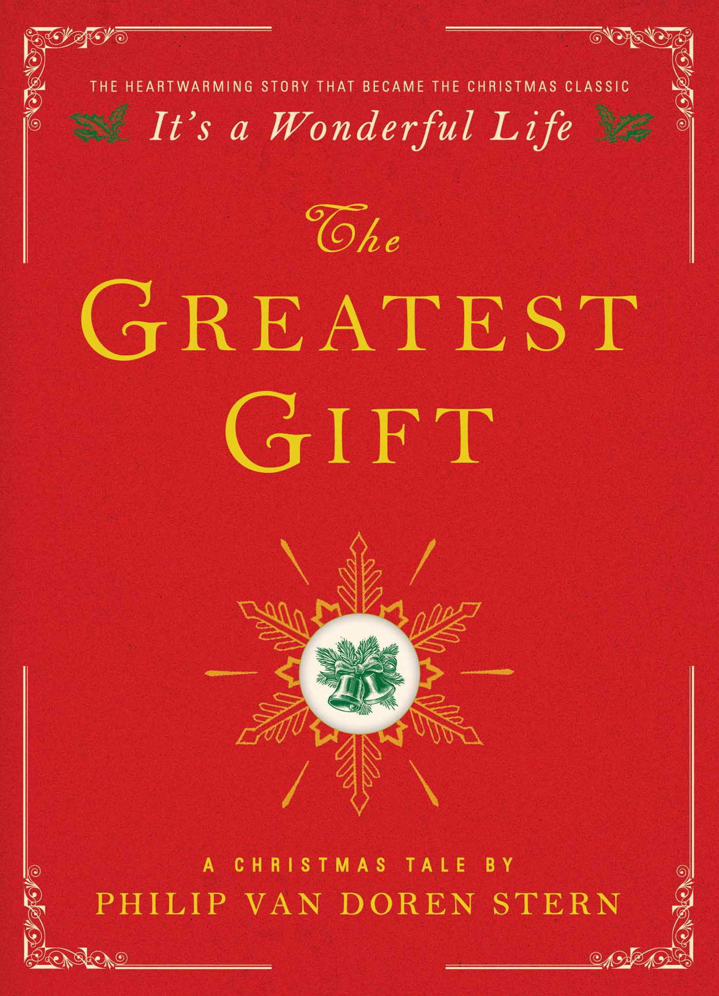 The Greatest Gift | Book by Philip Van Doren Stern | Official ...
