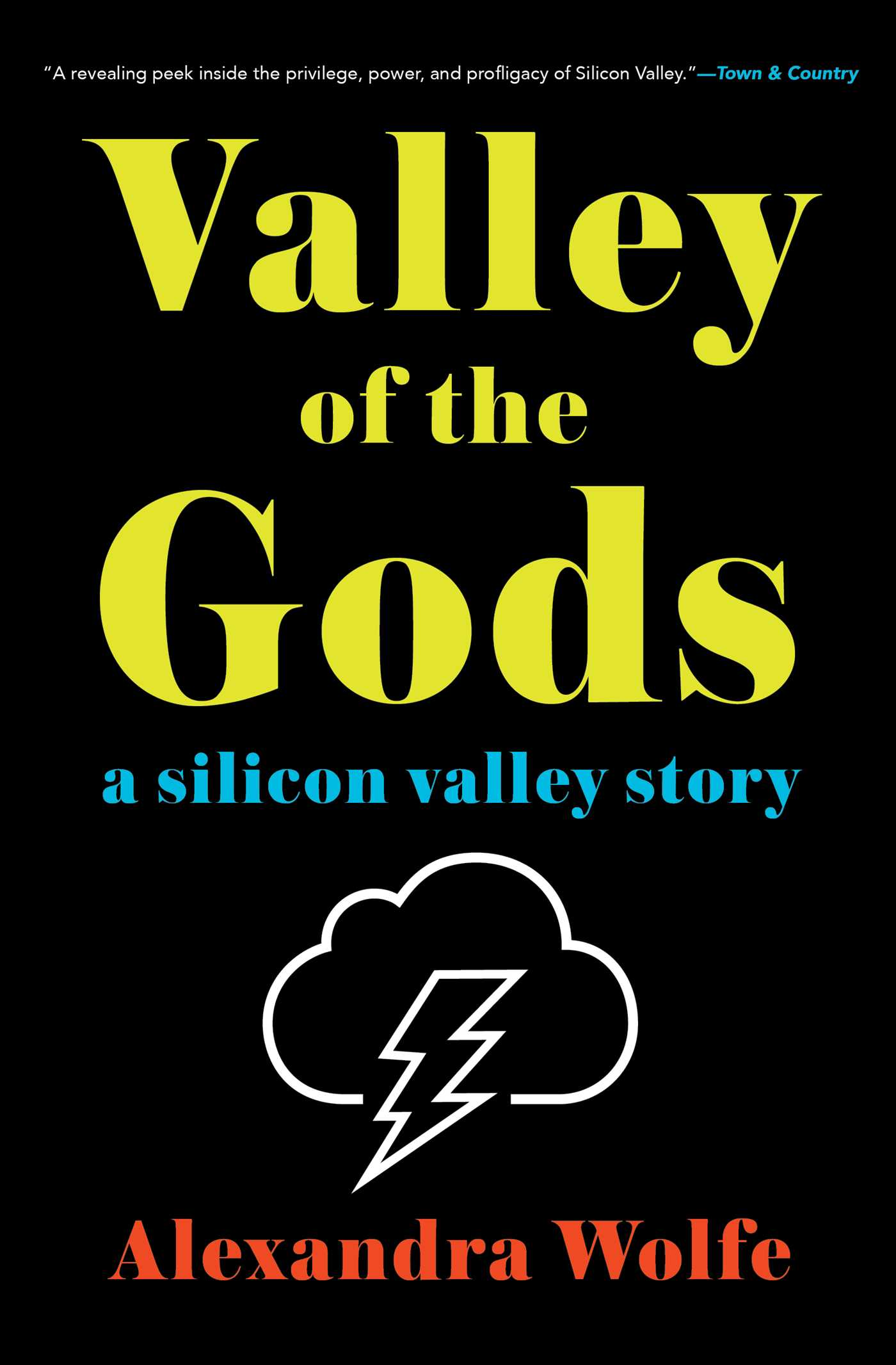Book Cover Image (jpg): Valley of the Gods
