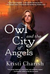 Owl and the City of Angels book cover