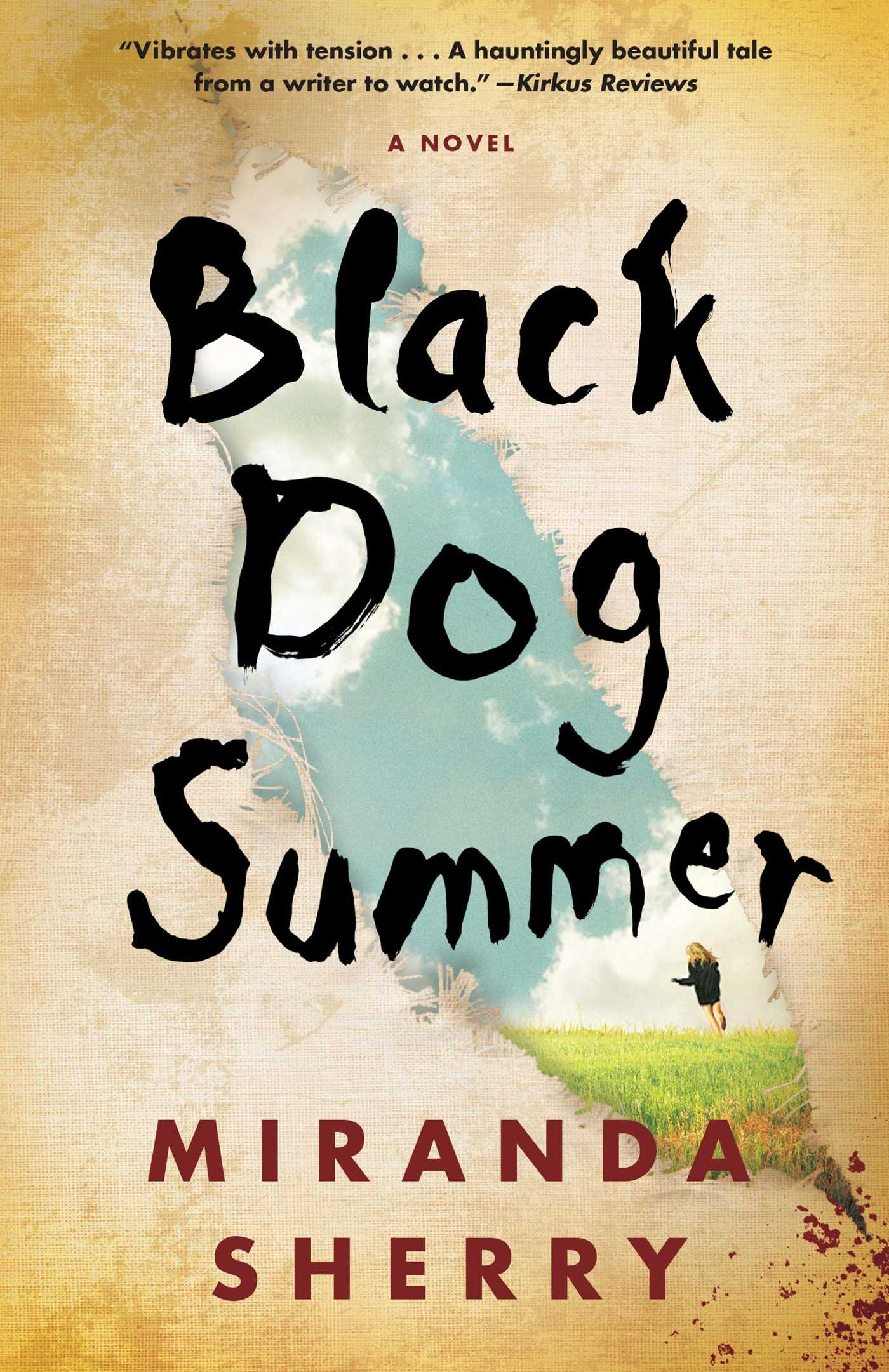 Black dog summer 9781476780030 hr