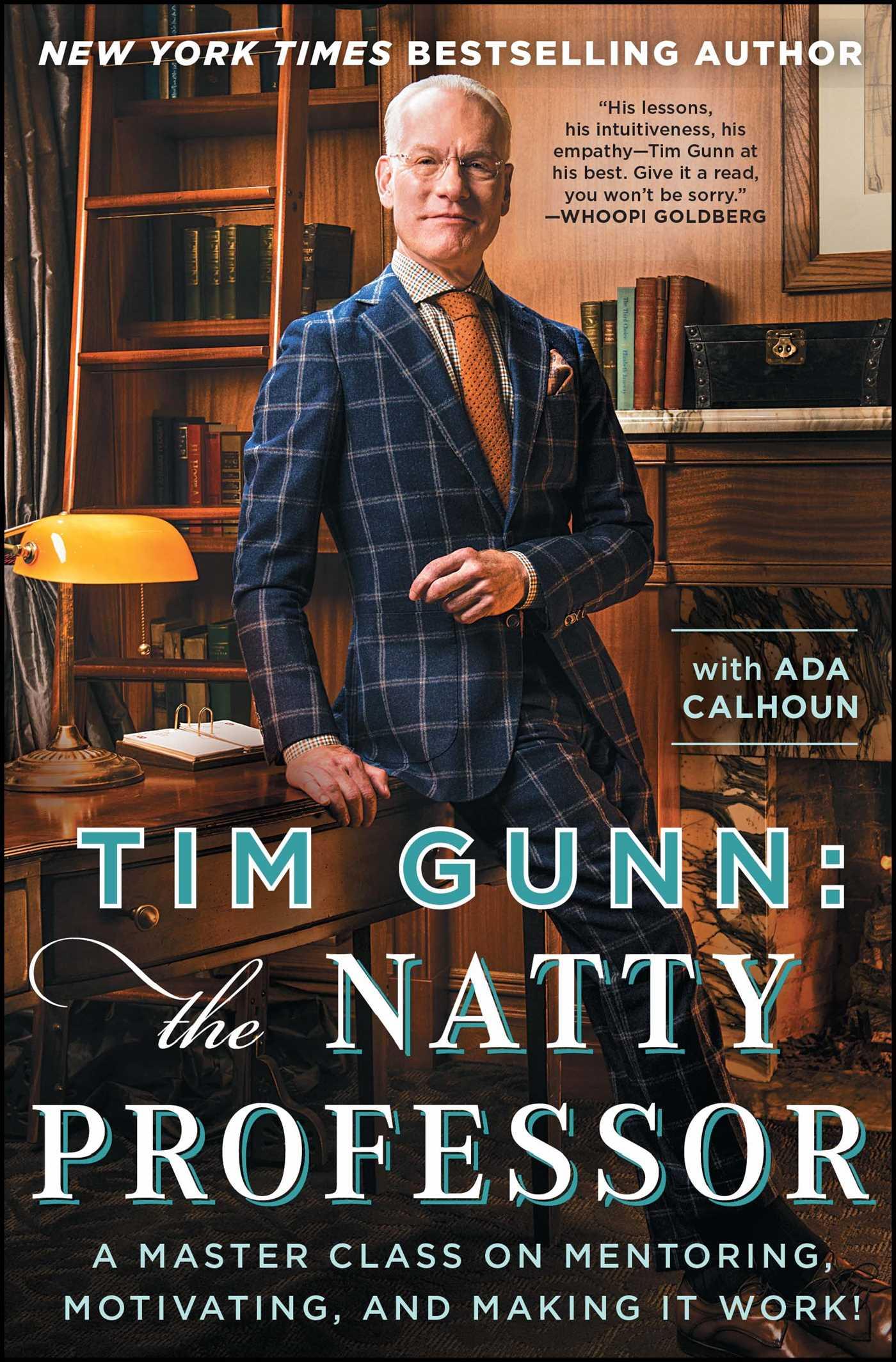 Tim gunn the natty professor 9781476780078 hr