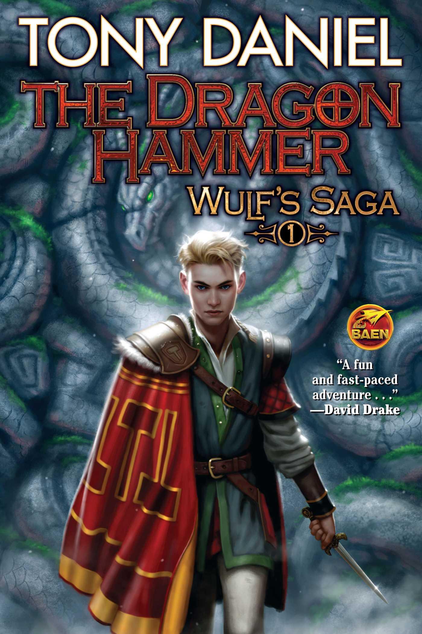 The dragon hammer 9781476781556 hr