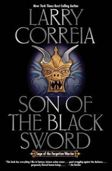 Son of the Black Sword | Book by Larry Correia | Official