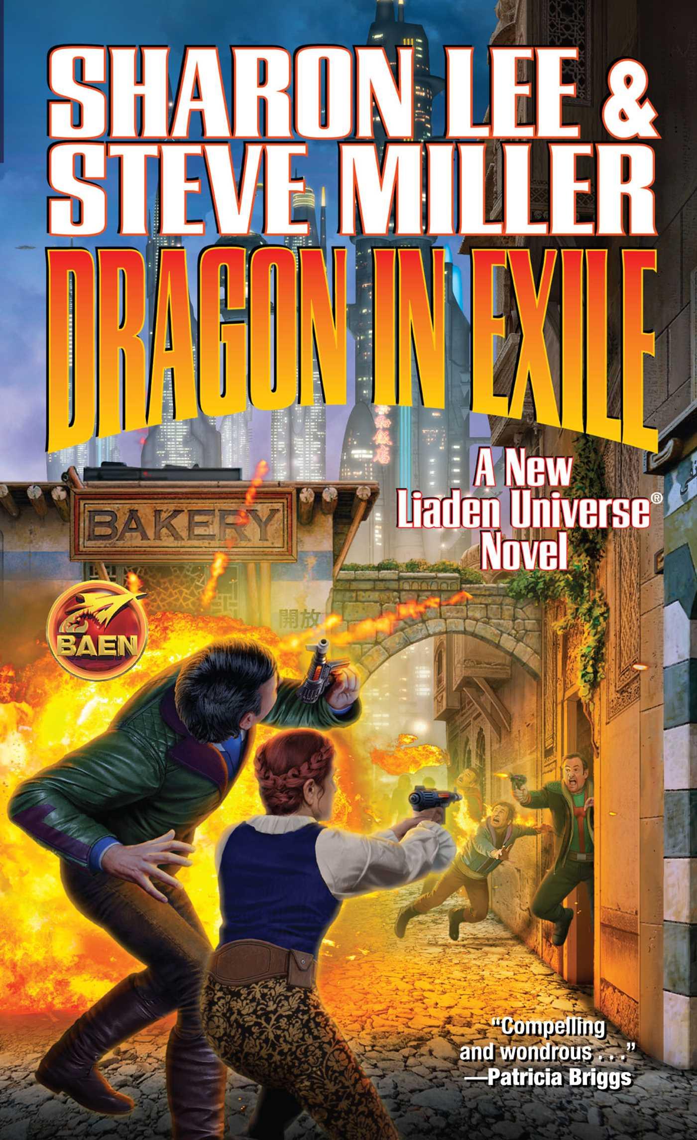 Mouse and Dragon (Liaden Universe Book 7)