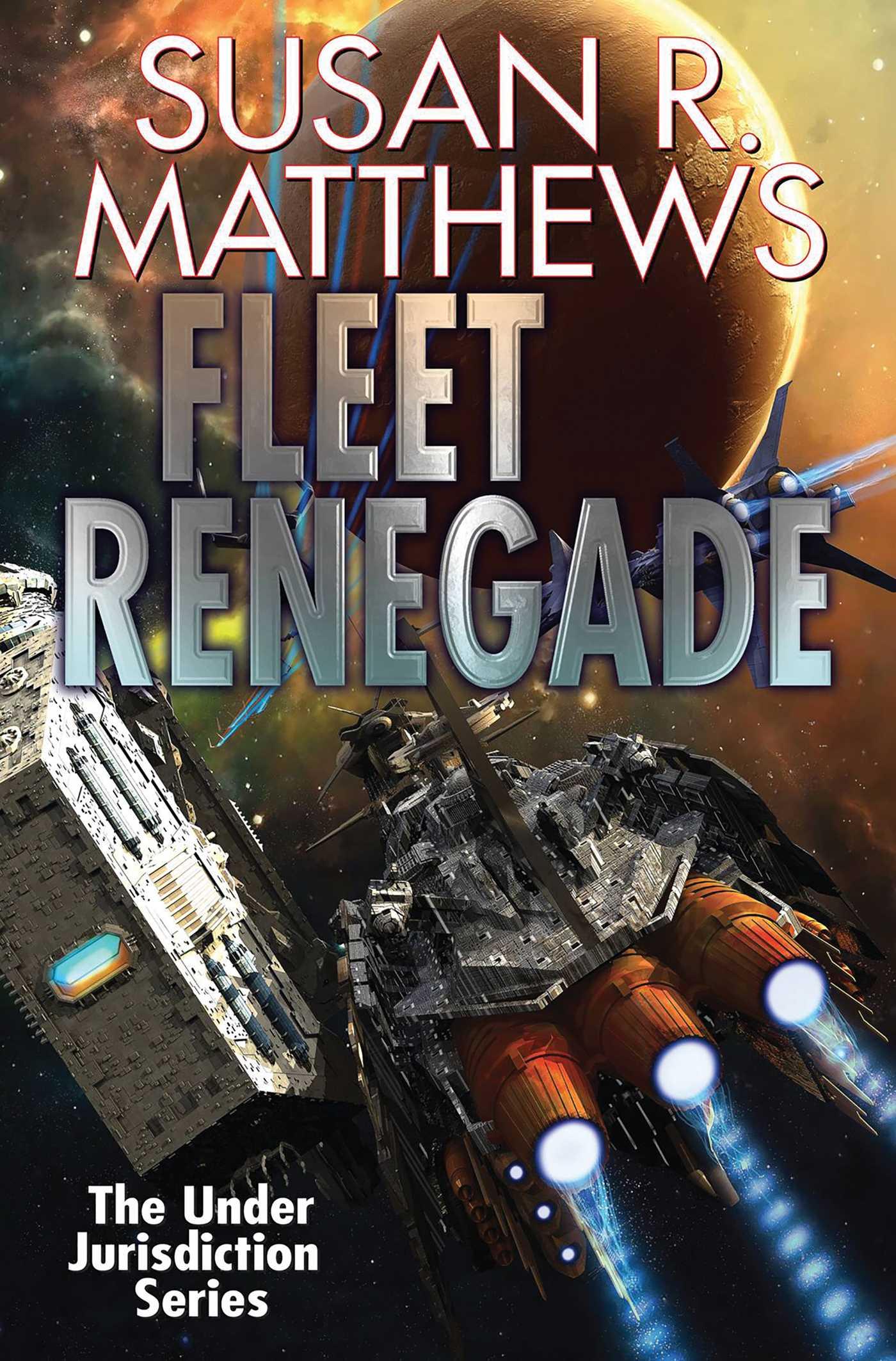 Fleet renegade 9781476782096 hr
