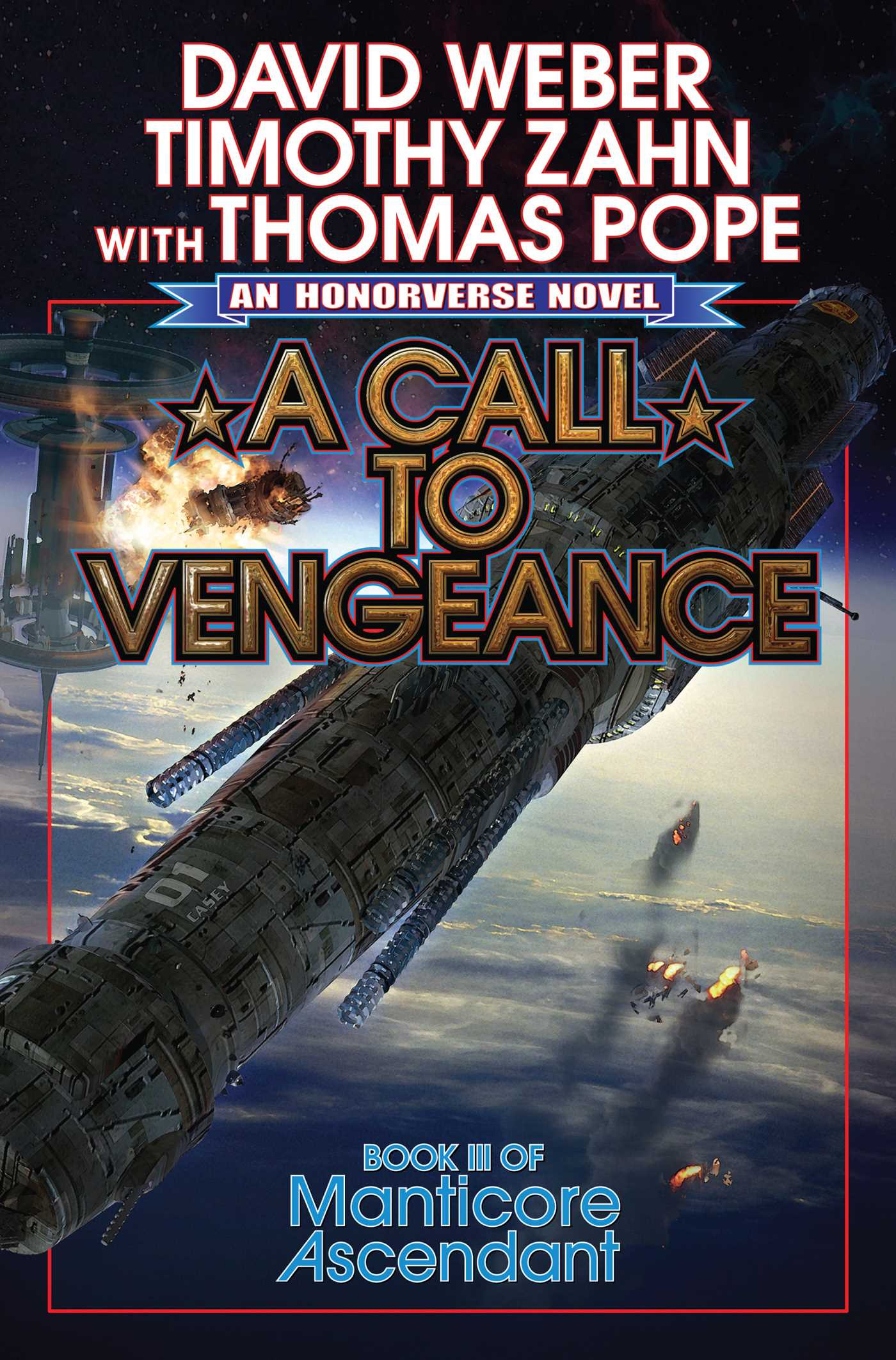 A call to vengeance 9781476782102 hr